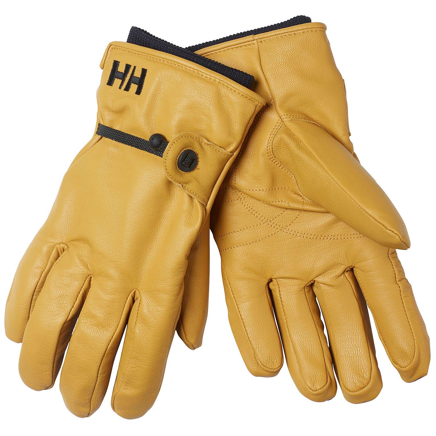 Helly Hansen Vor Glove Mens Brown S