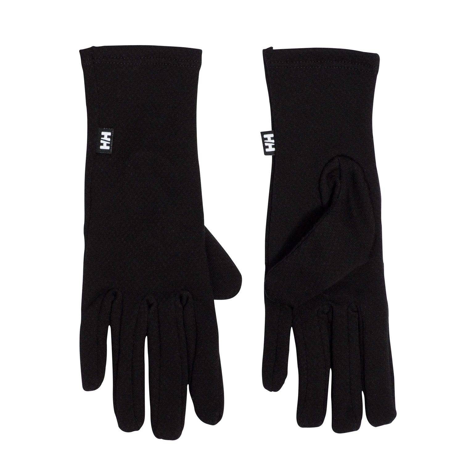 Helly Hansen Warm Glove Liner Baselayer Black M
