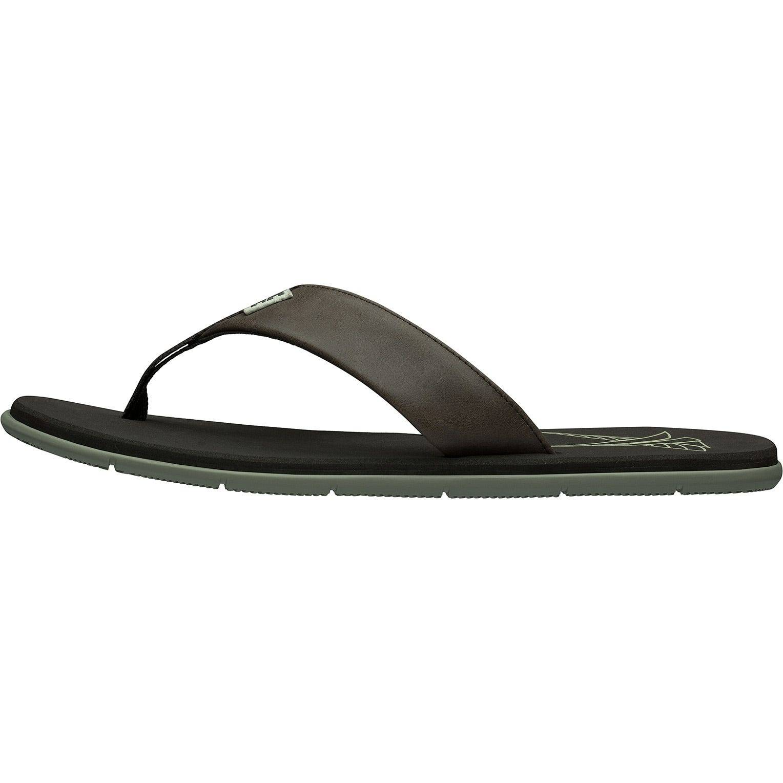 Helly Hansen Seasand Leather Sandal Mens Brown 40/7
