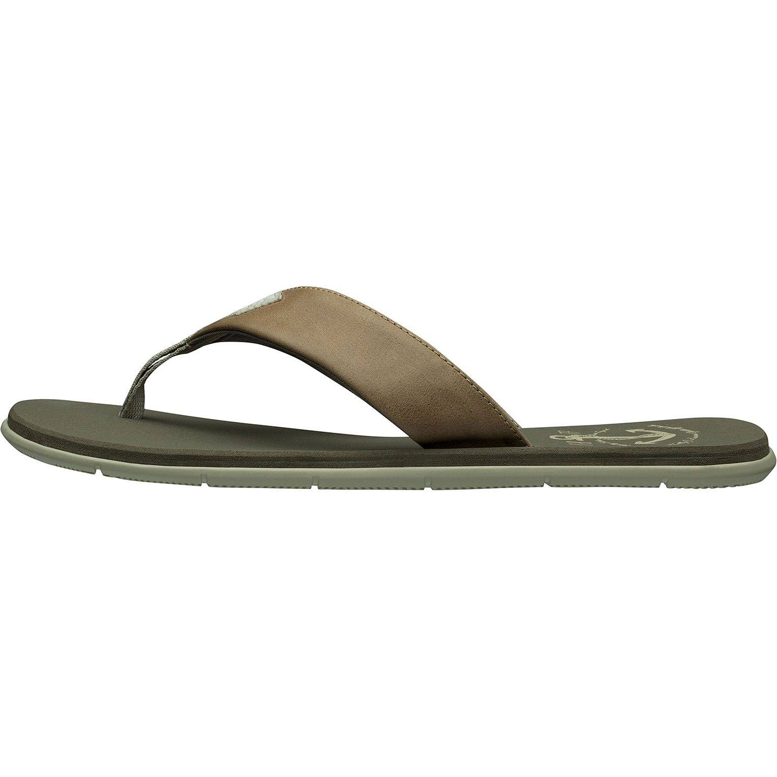 Helly Hansen Seasand Leather Sandal Mens Beige 44/10