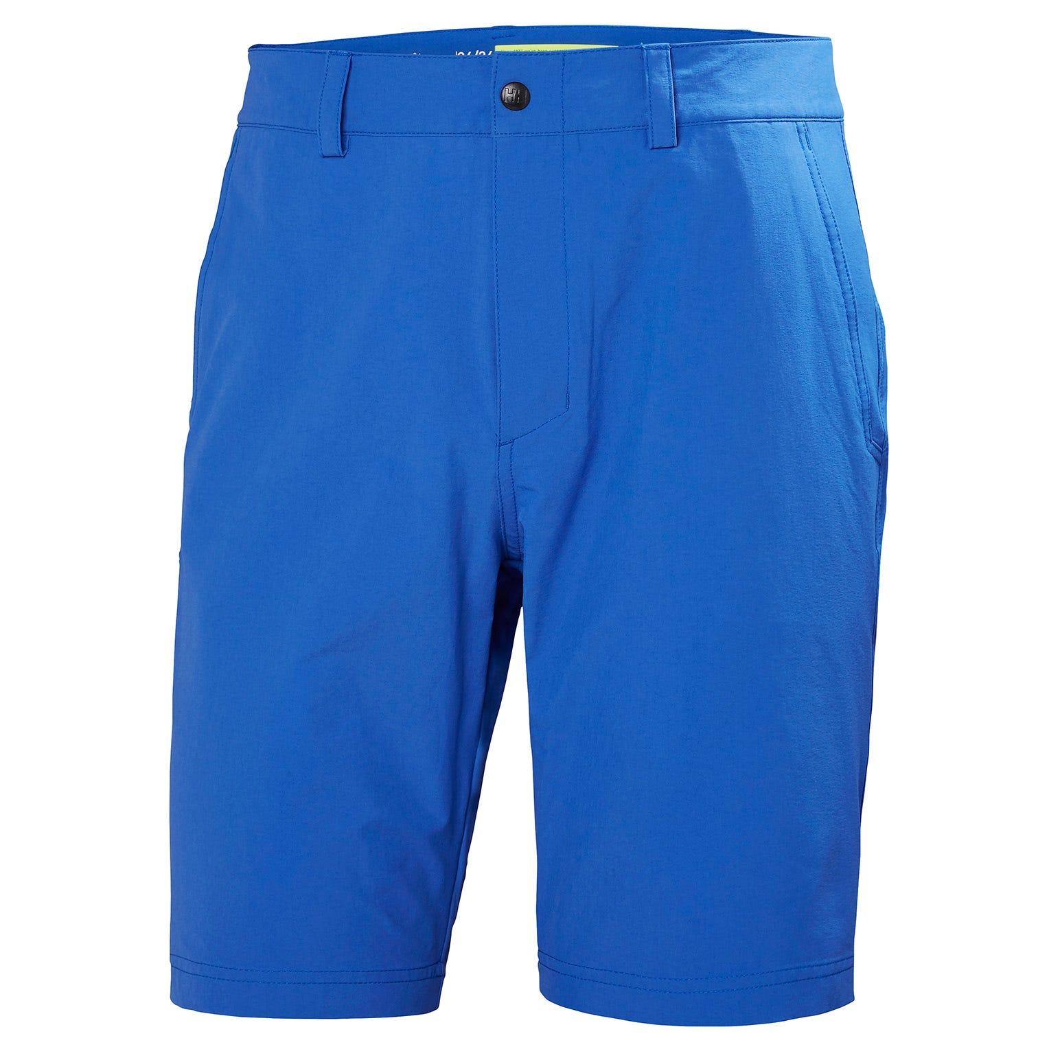 "Helly Hansen Hp Qd Club Shorts 10"" Mens Sailing Pant Blue 36"