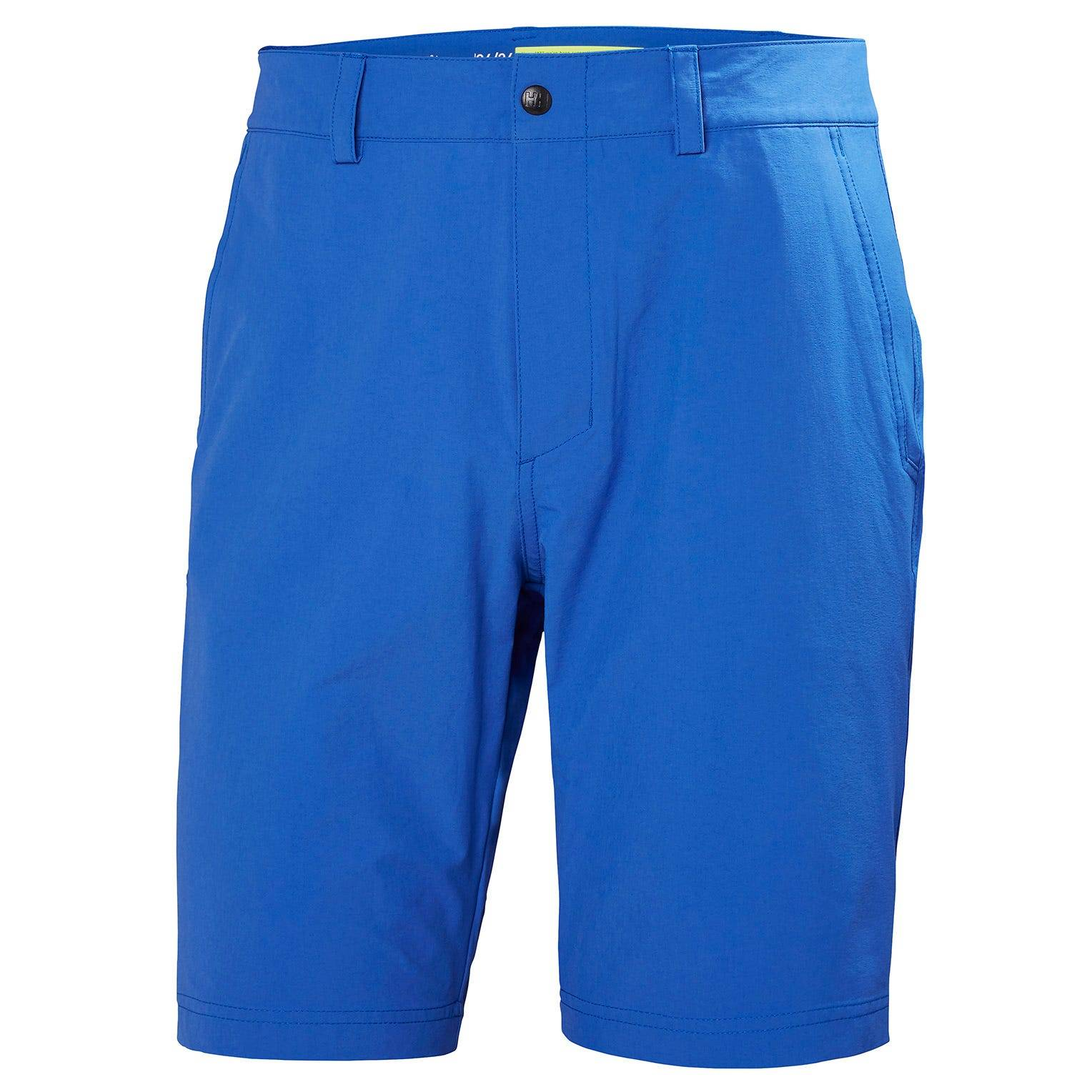 "Helly Hansen Hp Qd Club Shorts 10"" Mens Sailing Pant Blue 38"