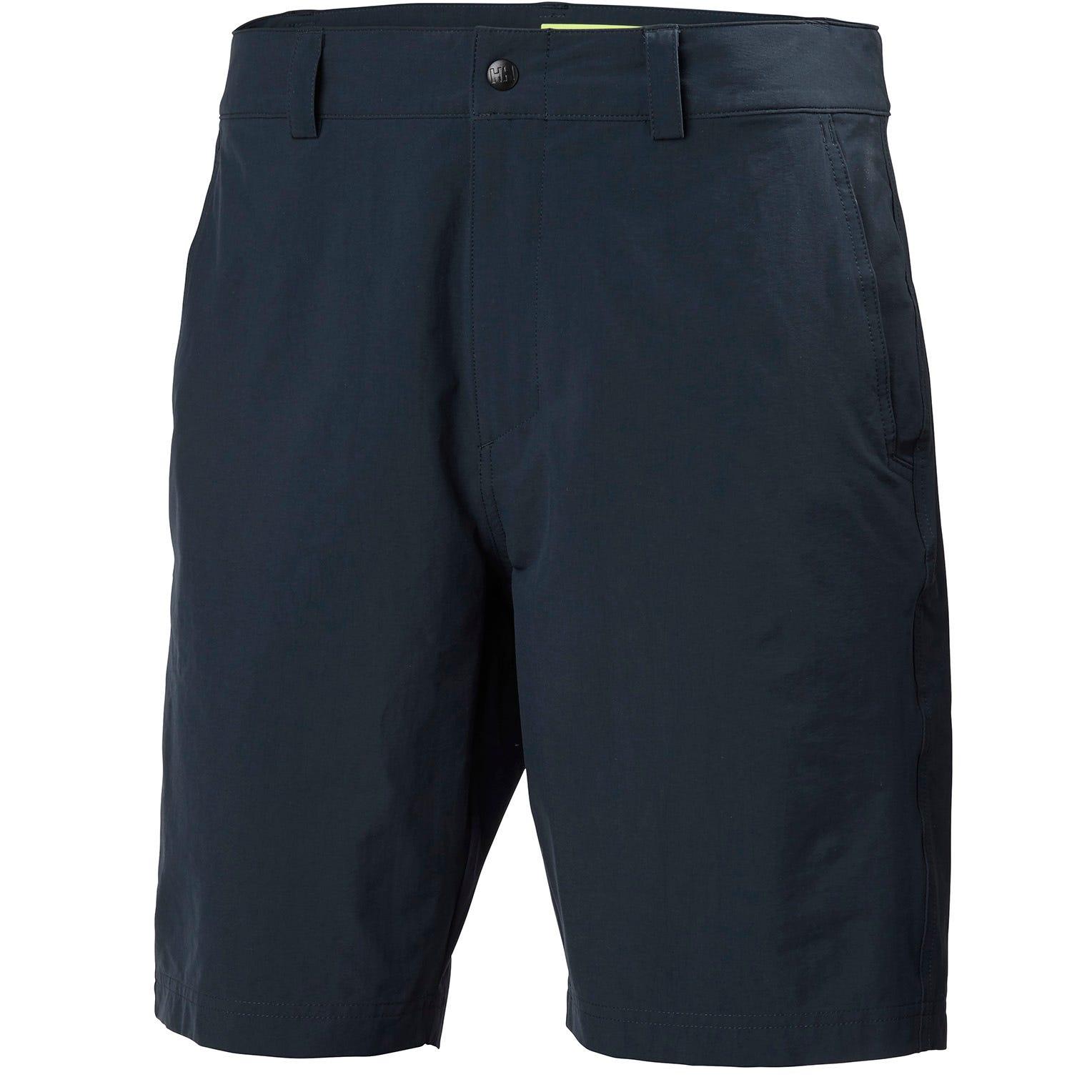 """Helly Hansen Hp Qd Club Shorts 10"""" Mens Sailing Pant Navy 33"""