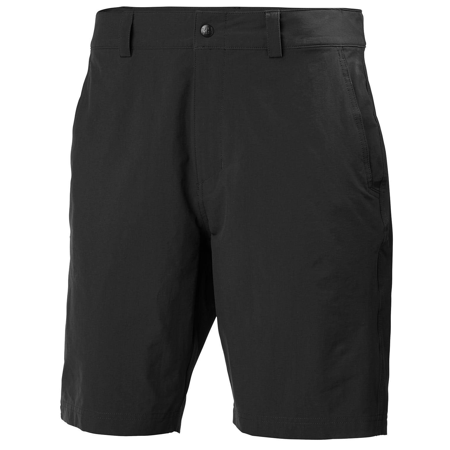 "Helly Hansen Hp Qd Club Shorts 10"" Mens Sailing Pant Black 28"