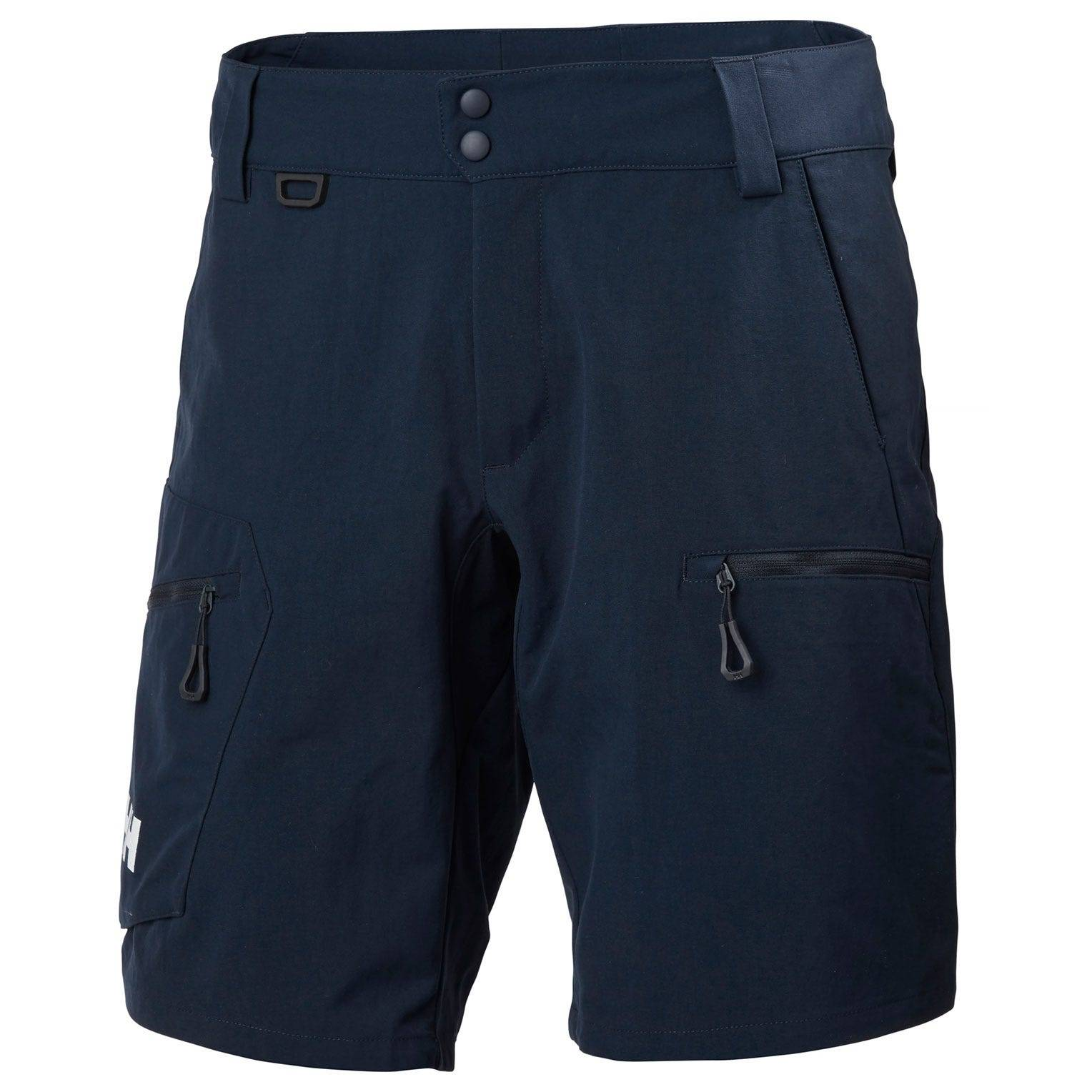 Helly Hansen Crewline Cargo Shorts Mens Sailing Pant Navy 36