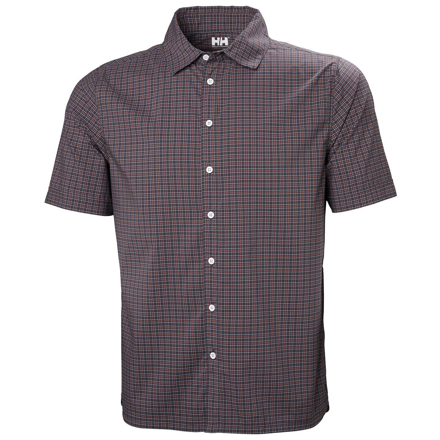 Helly Hansen Hp Club Qd Shirt Mens Midlayer Navy M