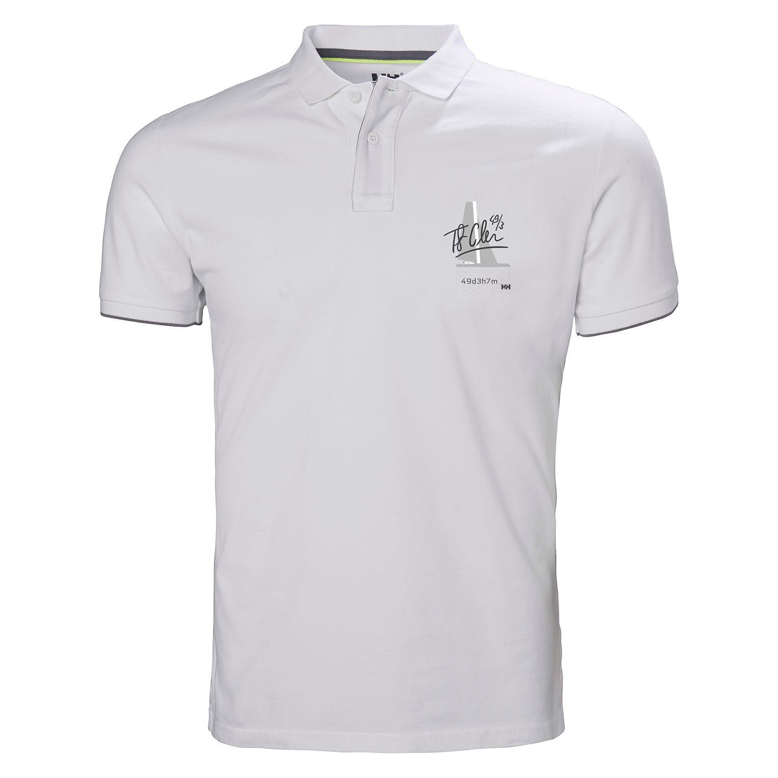 Helly Hansen Hp Club2 Polo Mens White XXL