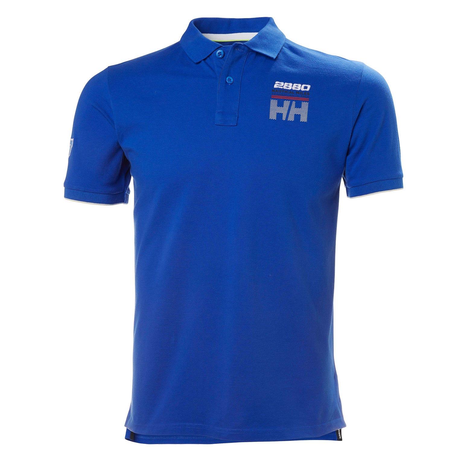 Helly Hansen Hp Club2 Polo Mens Blue L