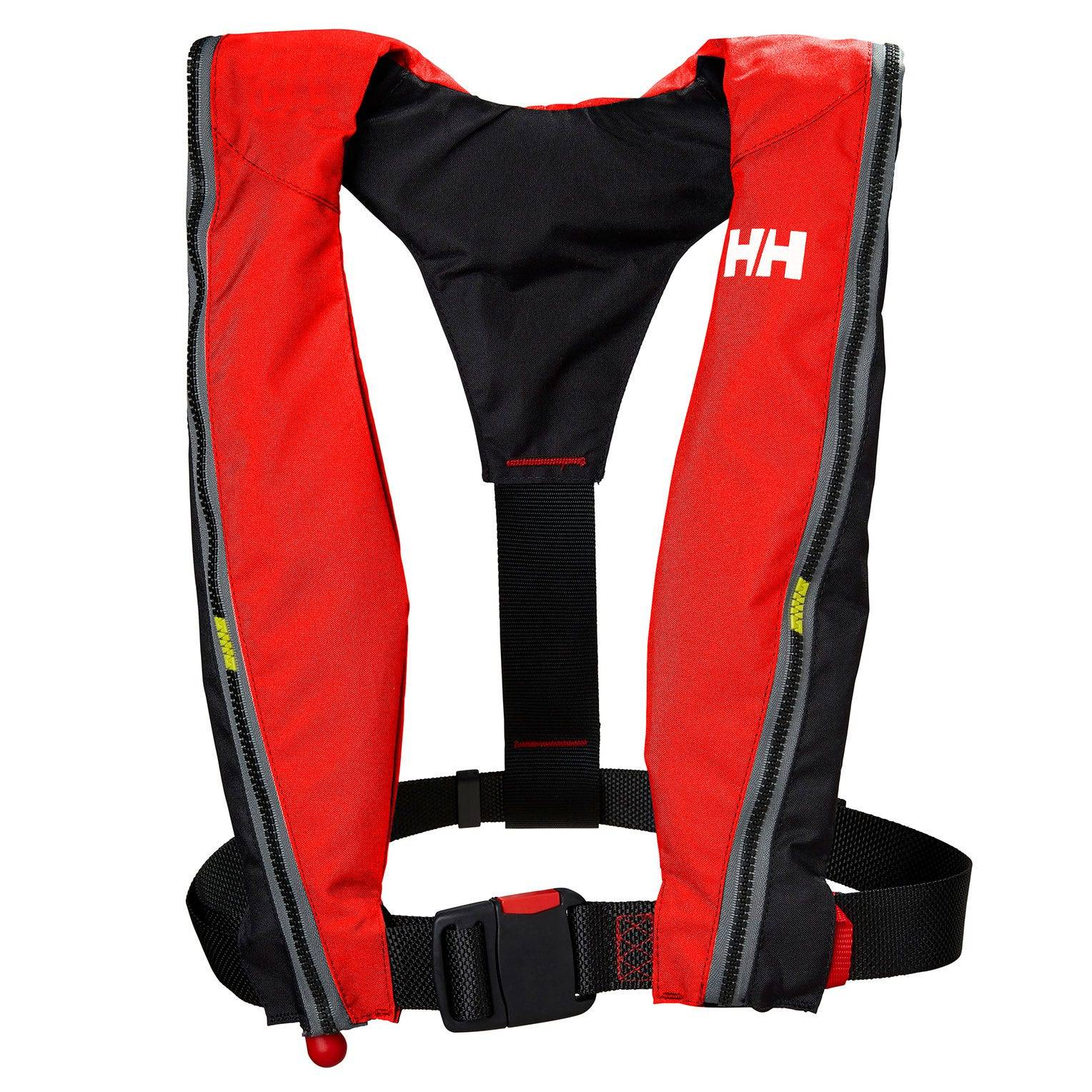 Helly Hansen Sport Inflatable Lifejacket Mens Red STD