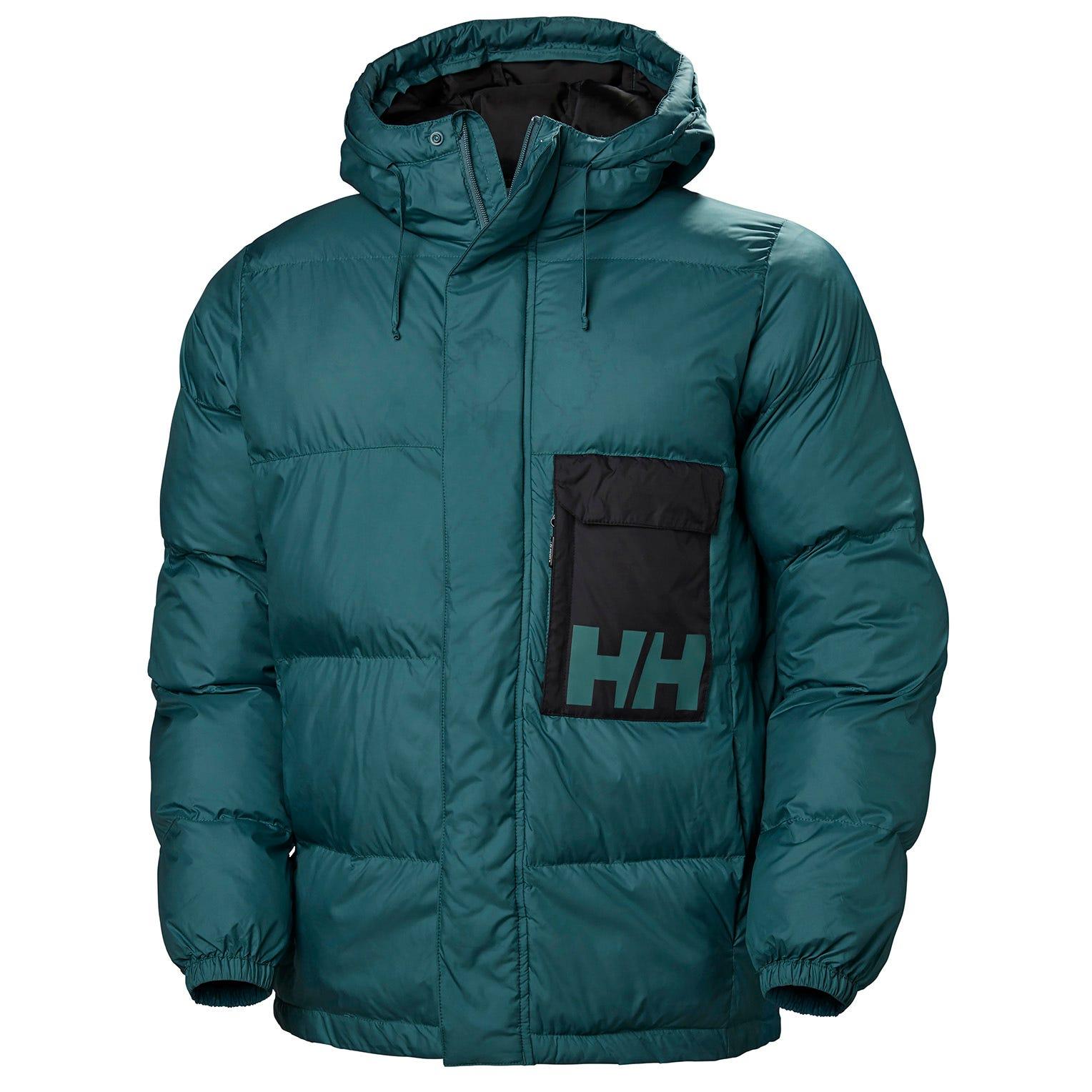 Helly Hansen Pc Puffer Jacket Mens Yellow M