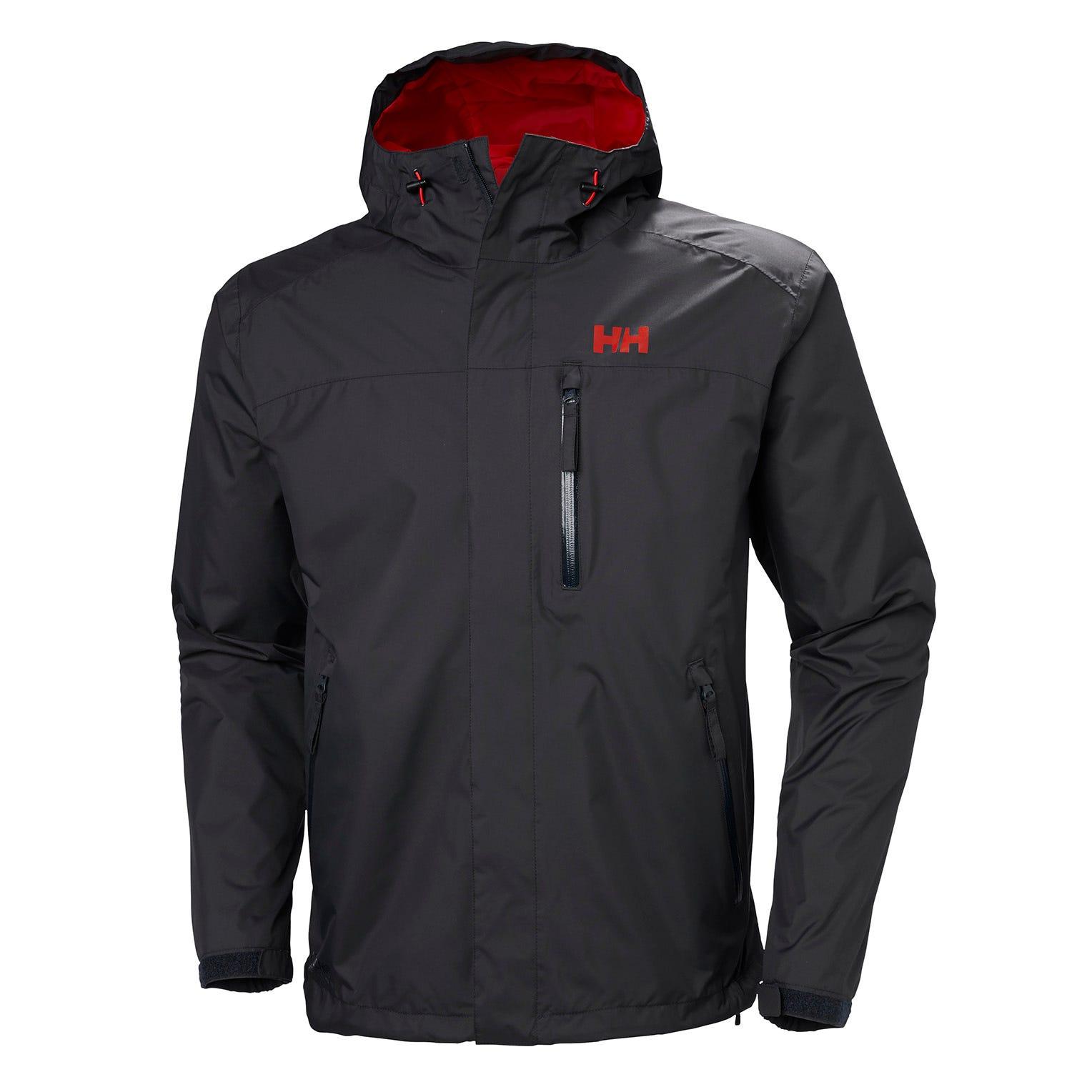 Helly Hansen Vancouver Jacket Mens Rain Navy XXXXXL