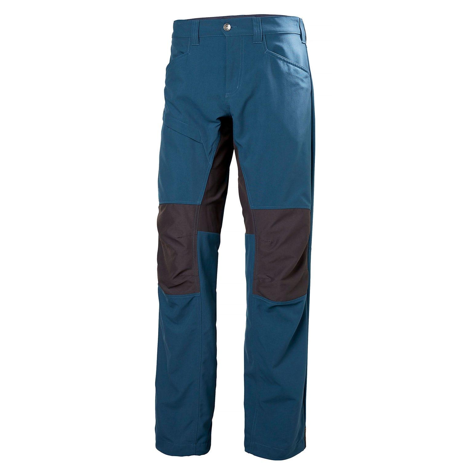 Helly Hansen Vanir Hybrid Pant Mens Hiking Blue XL