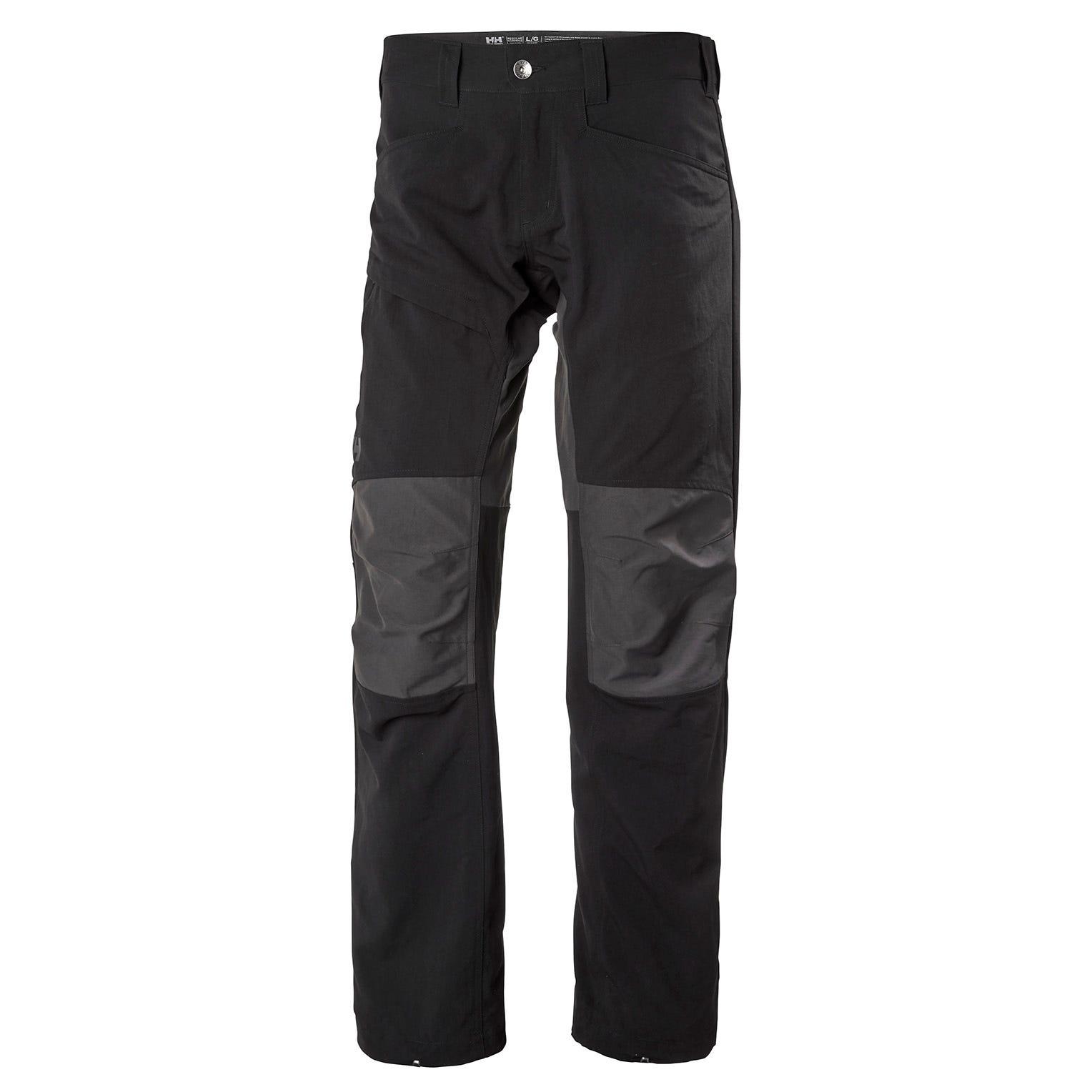 Helly Hansen Vanir Hybrid Pant Mens Hiking Black L