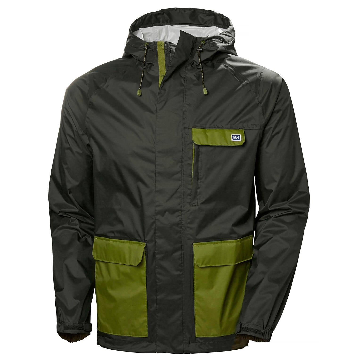 Helly Hansen Roam 2.5l Jacket Mens Hiking Green XXL