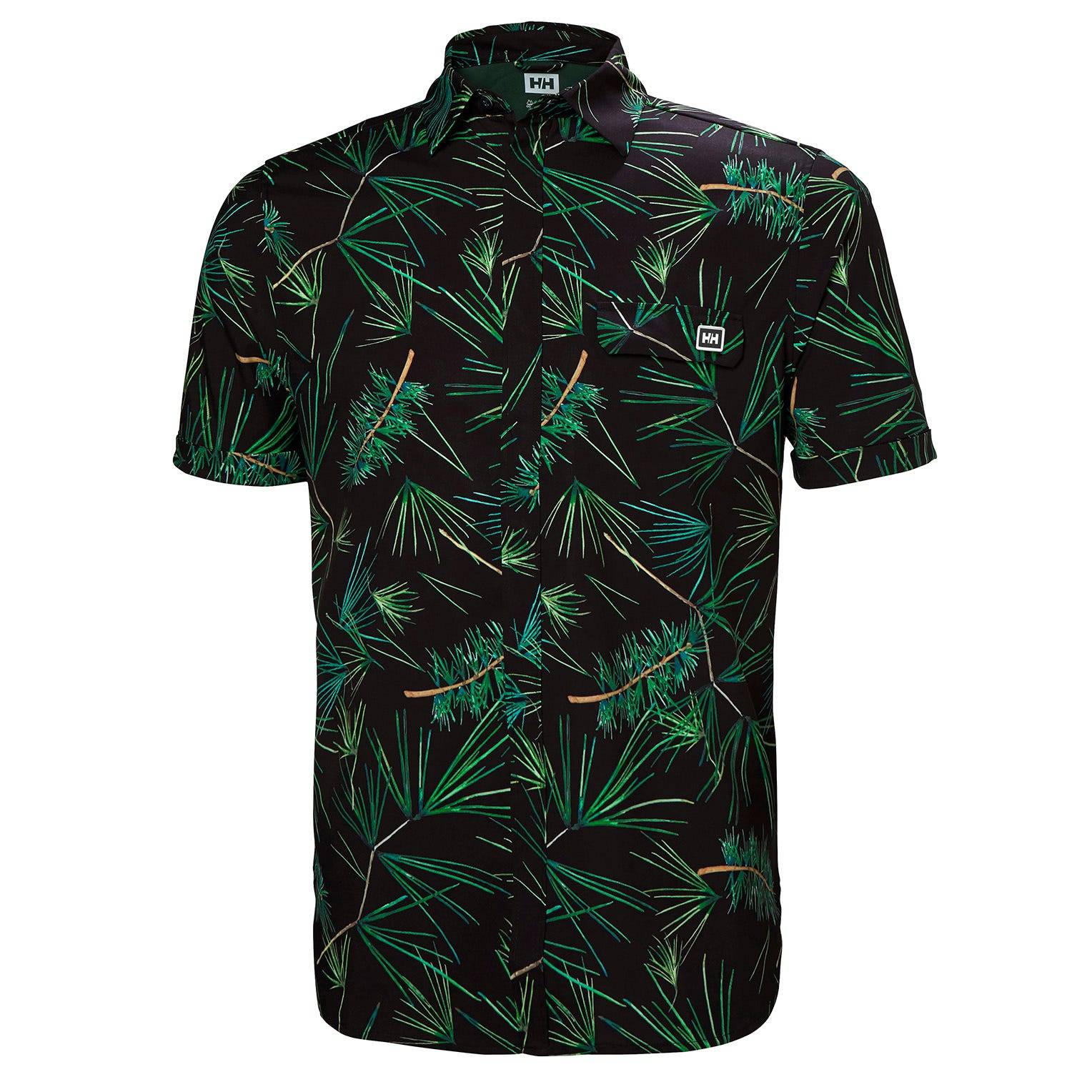 Helly Hansen Oya Shirt Mens Midlayer Black XXL
