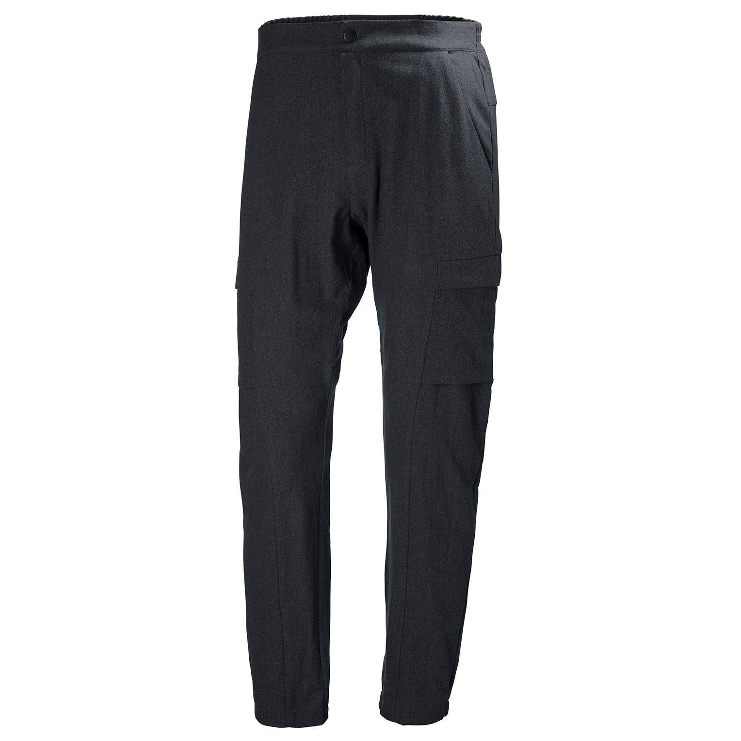 Helly Hansen Wool Travel Hiking Pant Black XXL
