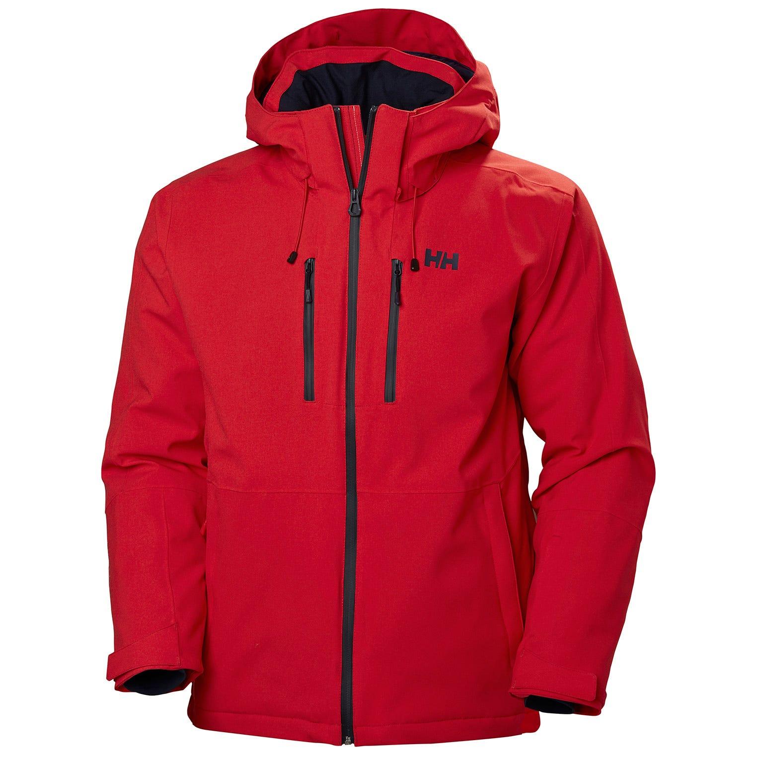 Helly Hansen Juniper 3.0 Jacket Mens Red M