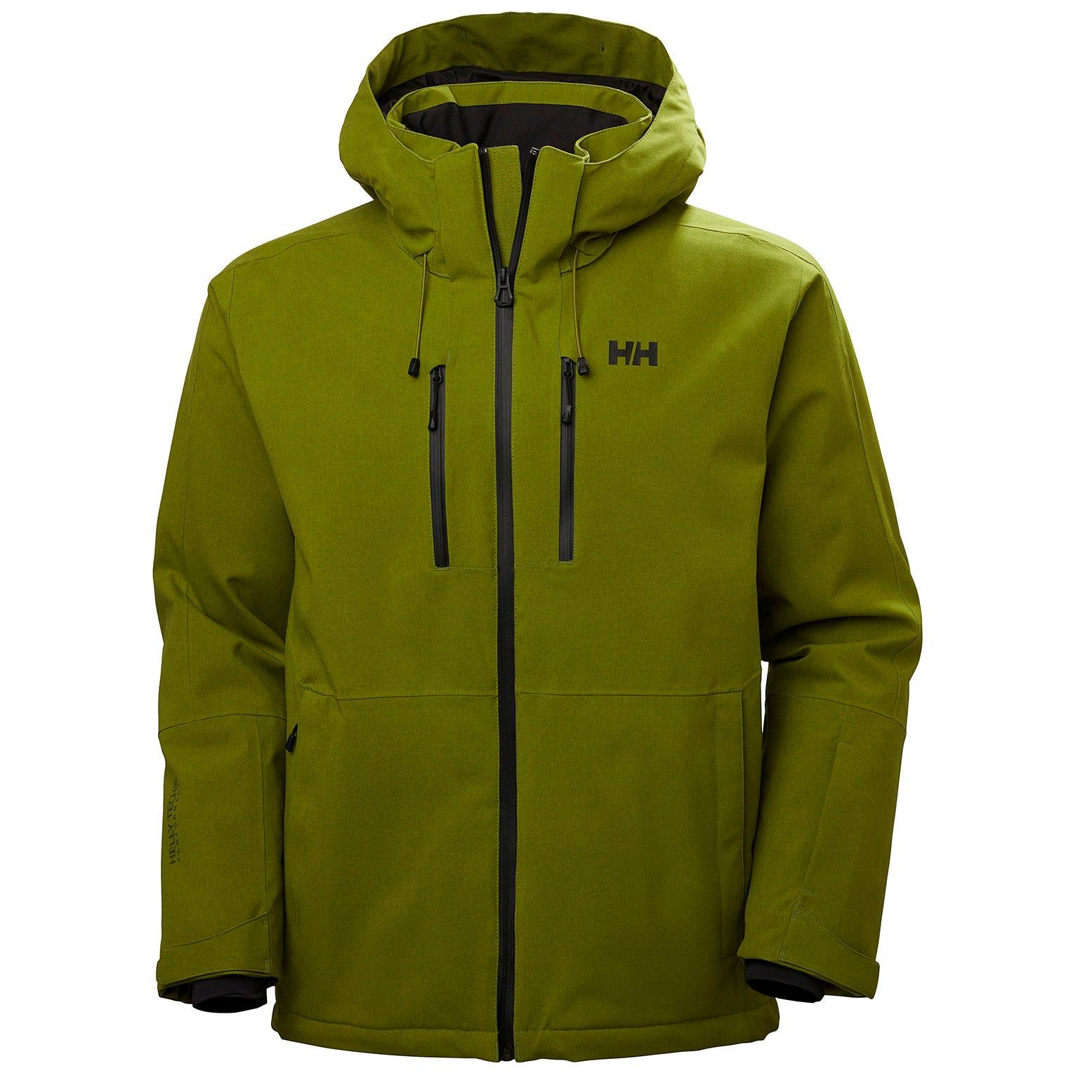 Helly Hansen Juniper 3.0 Jacket Mens Yellow M