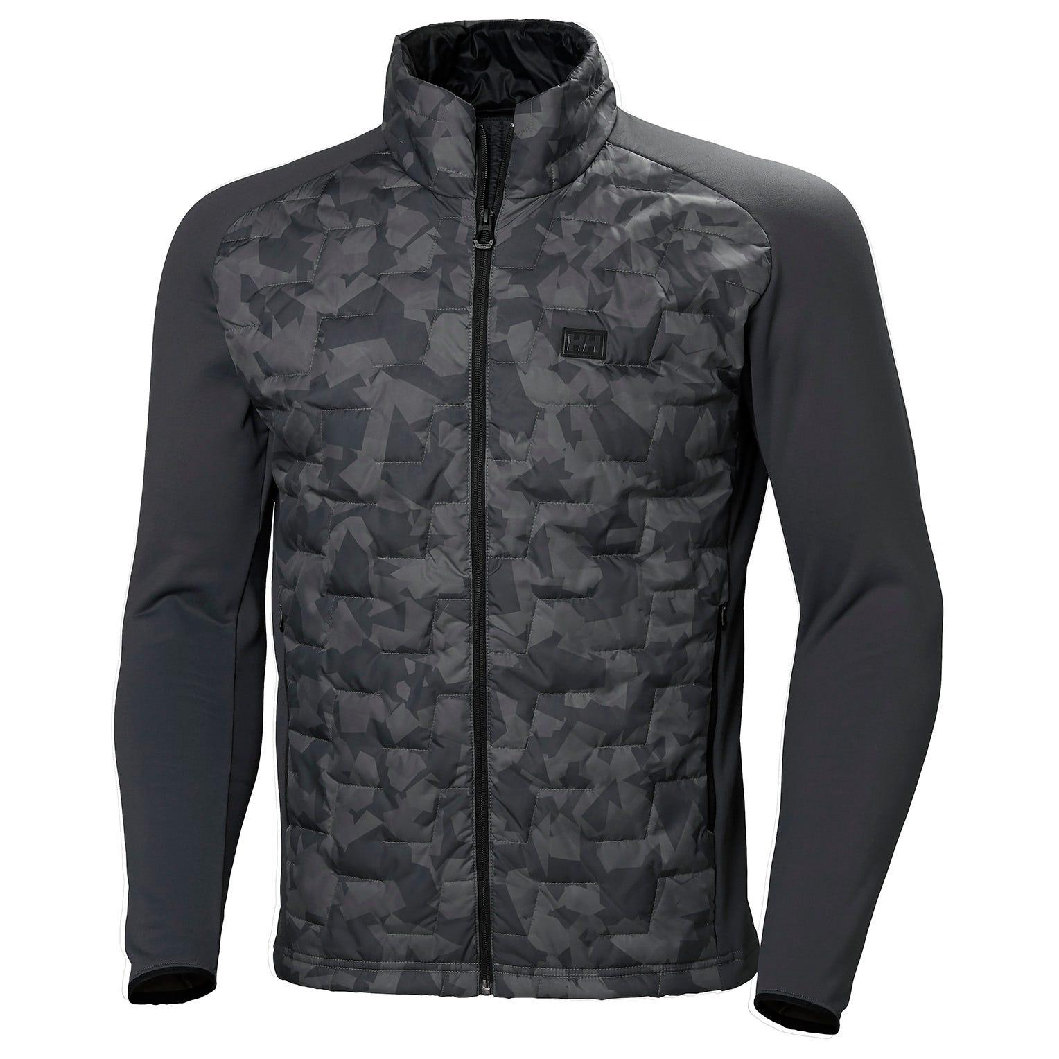 Helly Hansen Lifaloft Hybrid Insulator Jacket Mens Fleece Yellow S