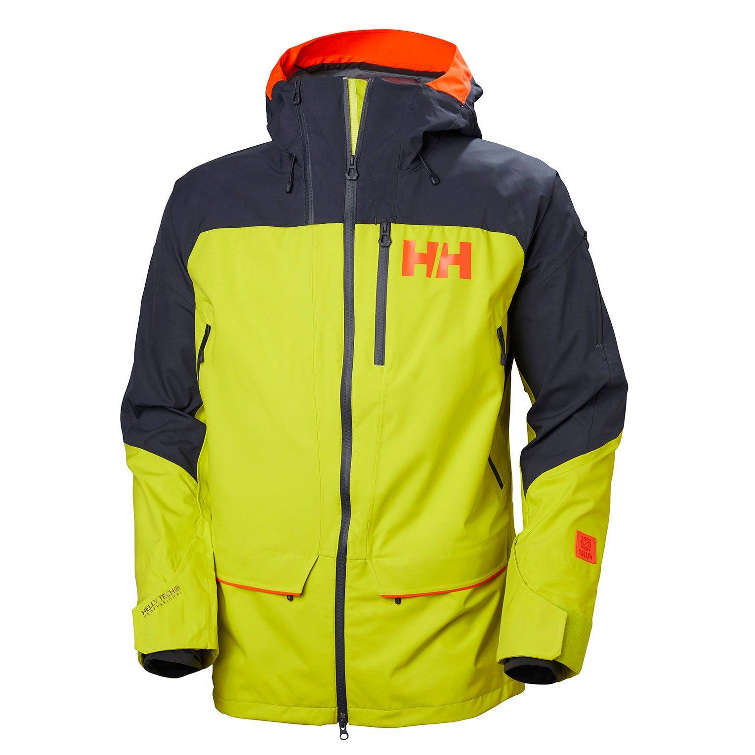 Helly Hansen Ridge Shell 2.0 Jacket Mens Ski Yellow S