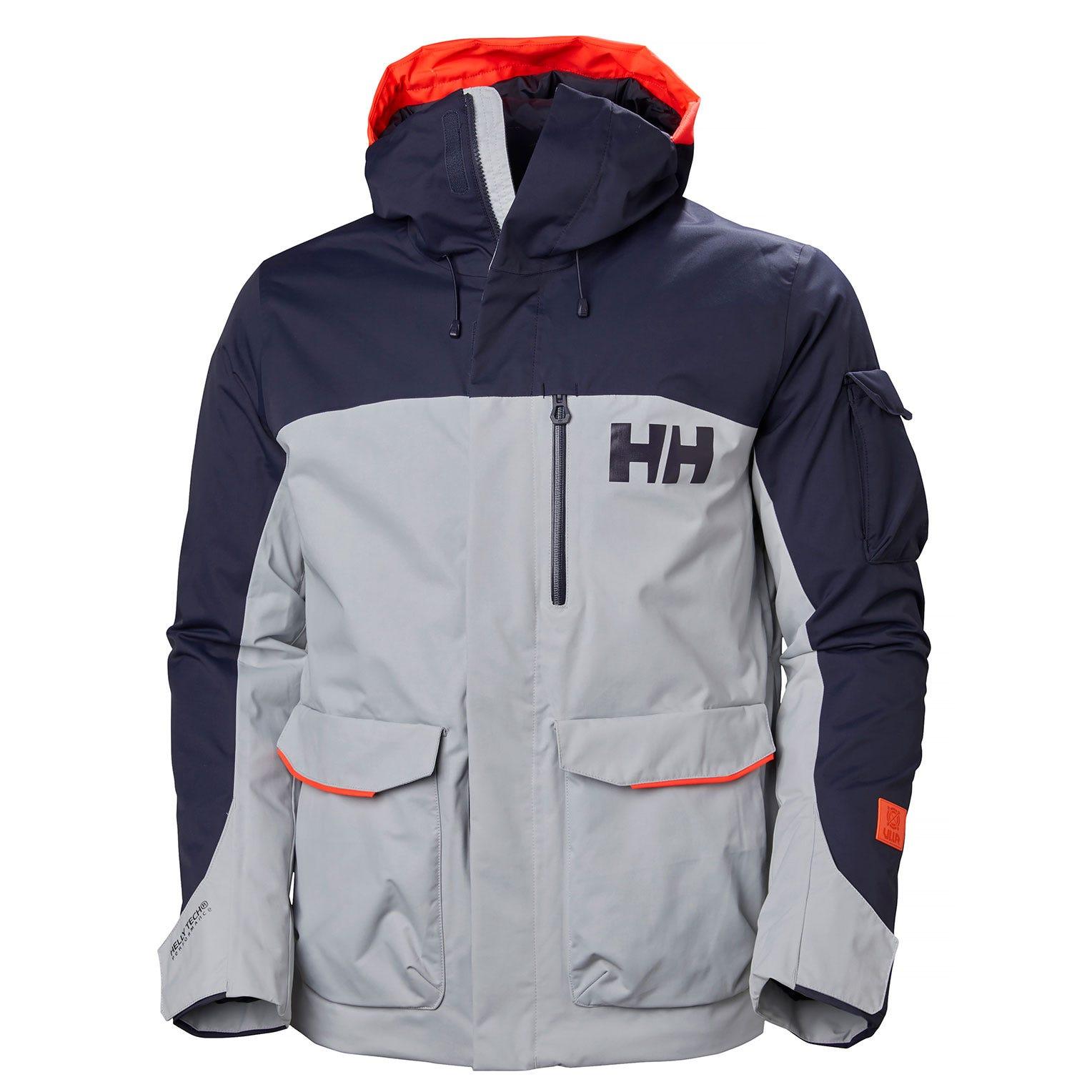 Helly Hansen Fernie 2.0 Jacket Mens Ski White M