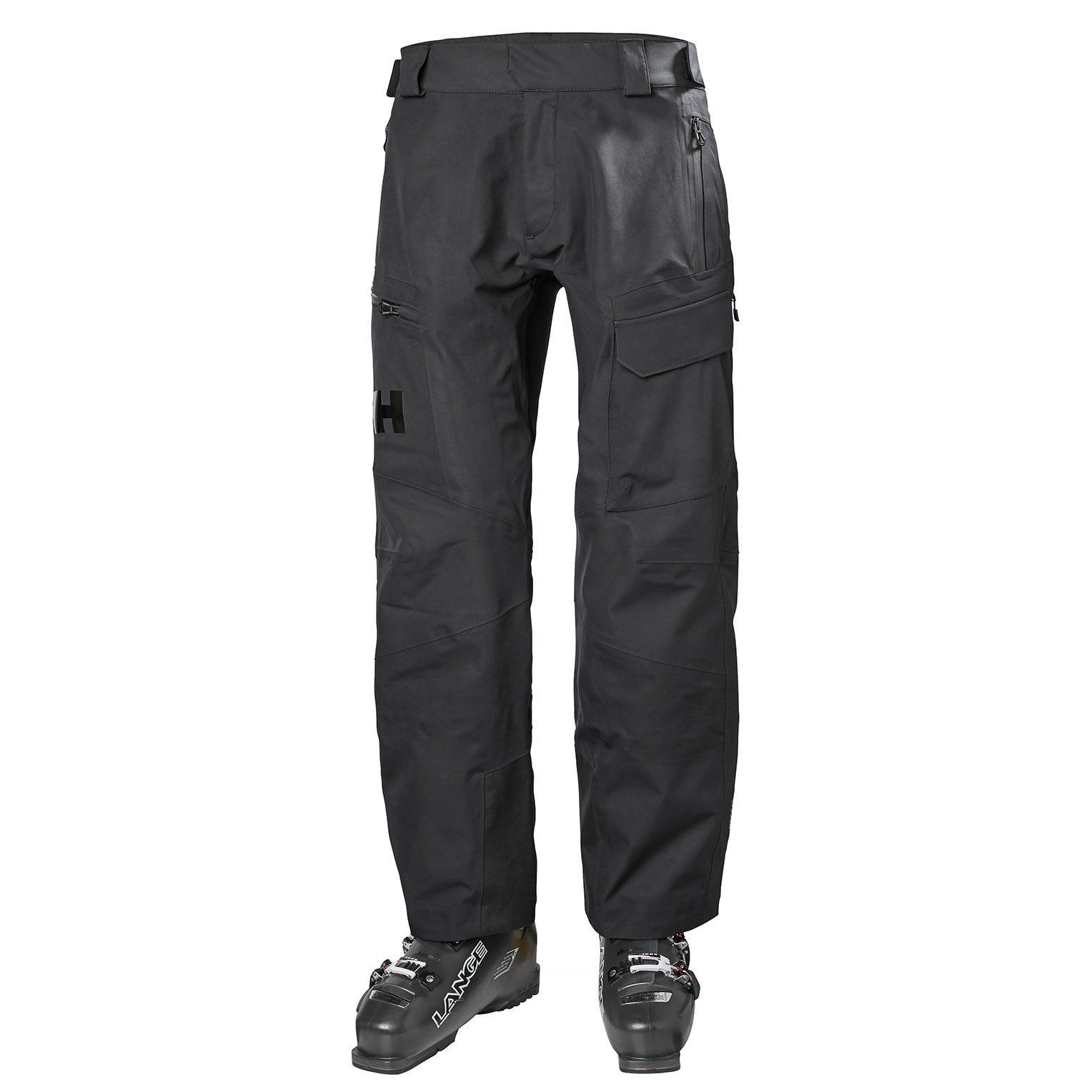 Helly Hansen Ridge Shell Pant Mens Ski Black S
