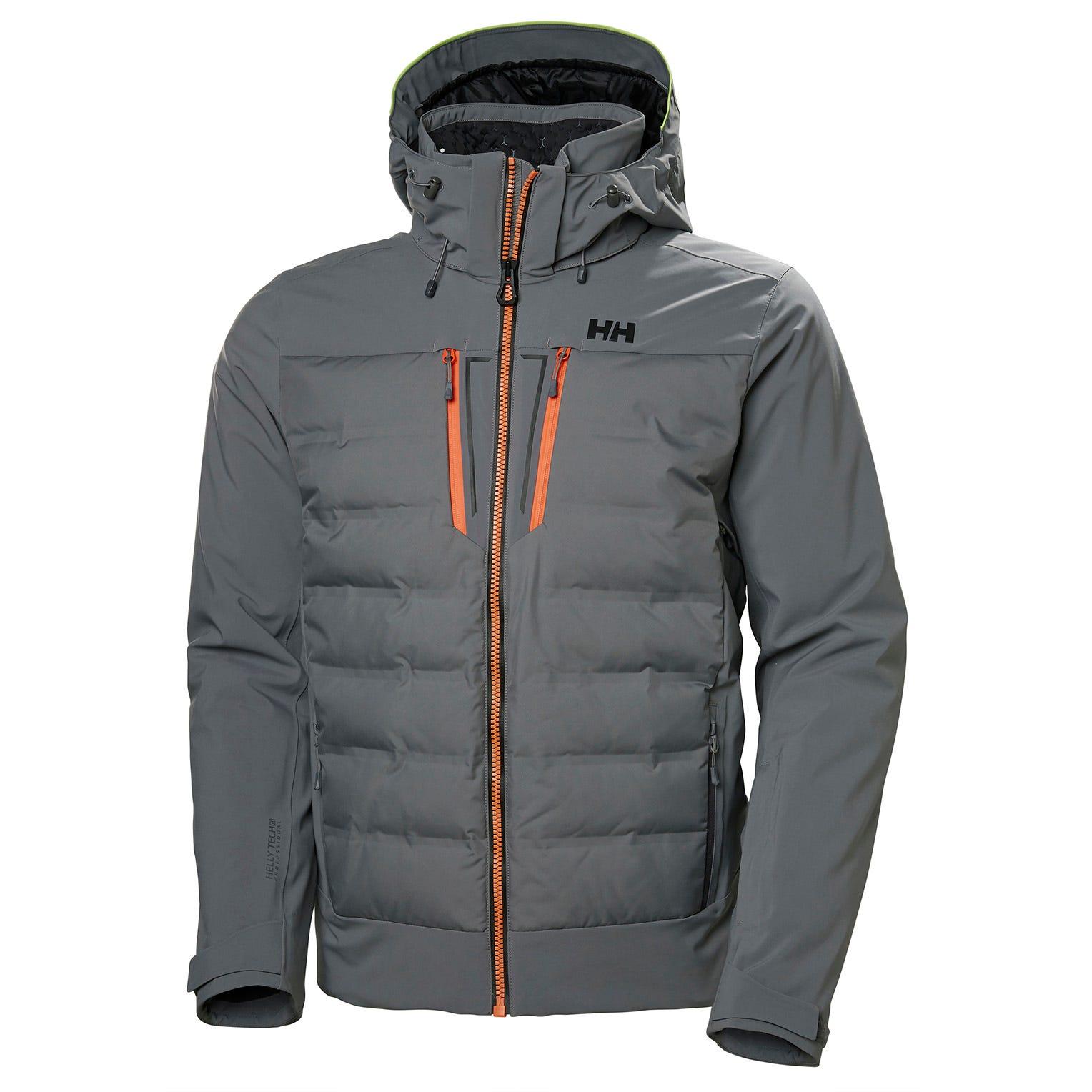 Helly Hansen Freefall Jacket Mens Grey XL