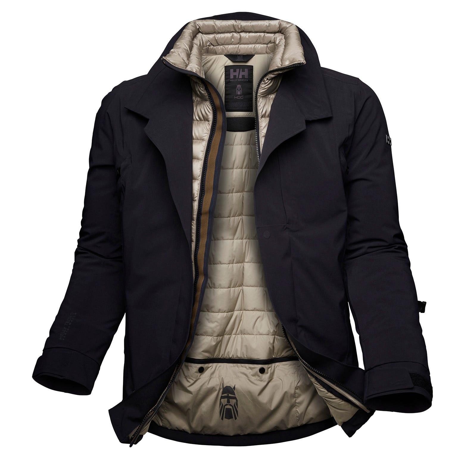 Helly Hansen Icon 3.0 Jacket Mens Black XL