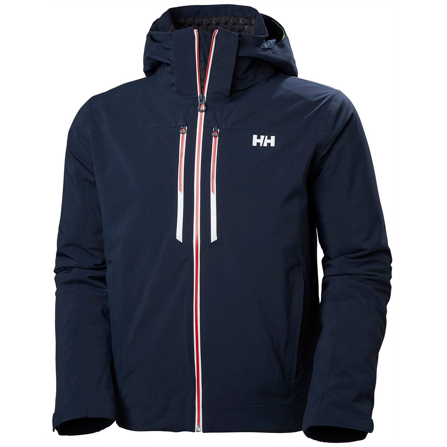 Helly Hansen Alpha Lifaloft Jacket Mens Fleece Navy XL