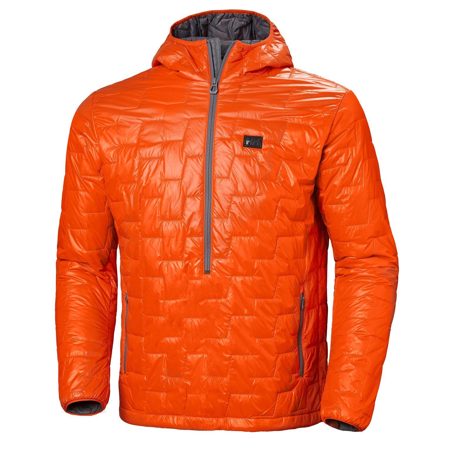 Helly Hansen Lifaloft Insulator Pullover Mens Fleece Yellow L