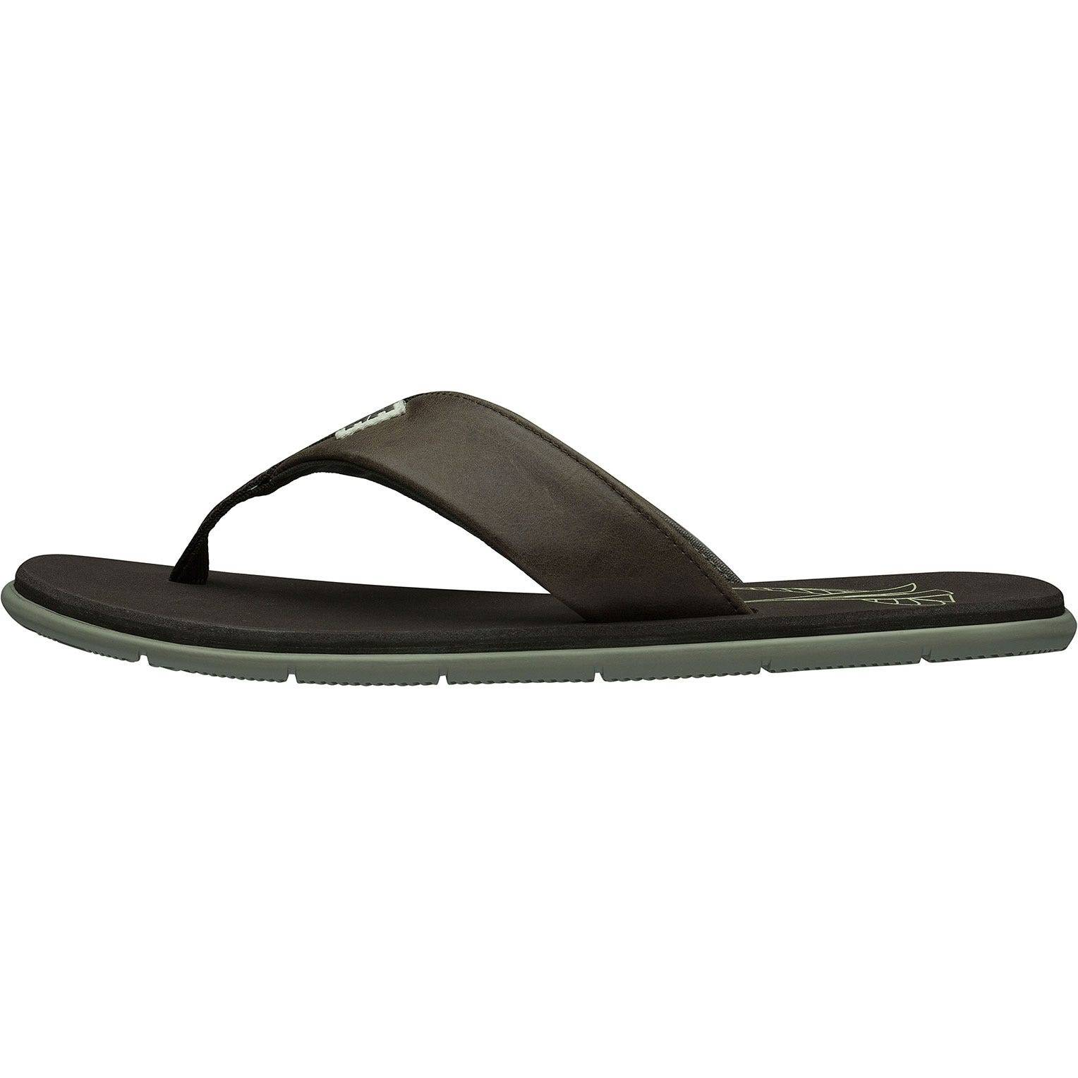 Helly Hansen W Seasand Leather Sandal Womens Brown 39.3/8