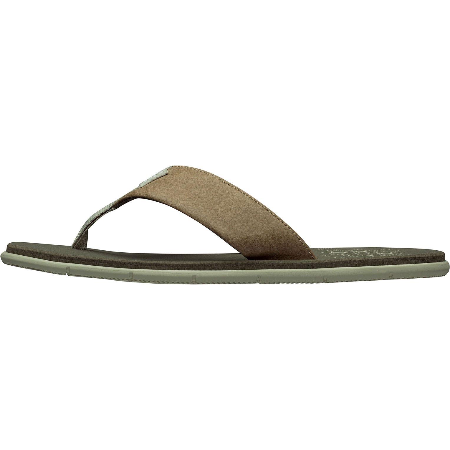 Helly Hansen W Seasand Leather Sandal Womens Beige 39.3/8