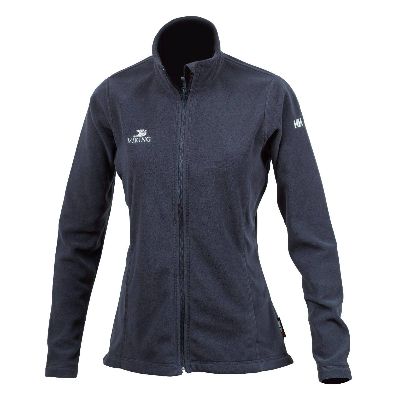 Helly Hansen W Vc Daybreaker Fleece Jkt Womens Midlayer Navy XS