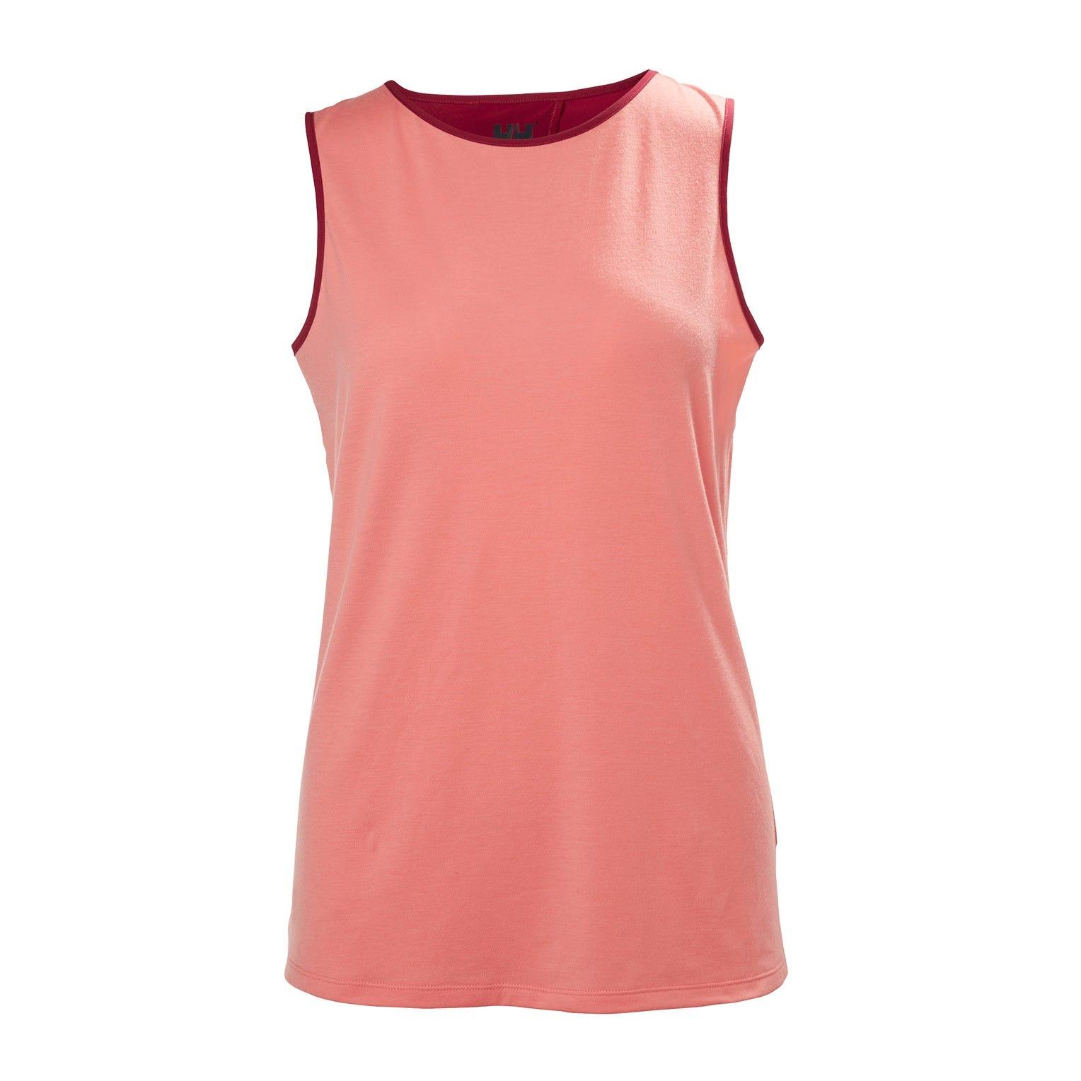 Helly Hansen W Thalia Sleeveless T Womens Pink L