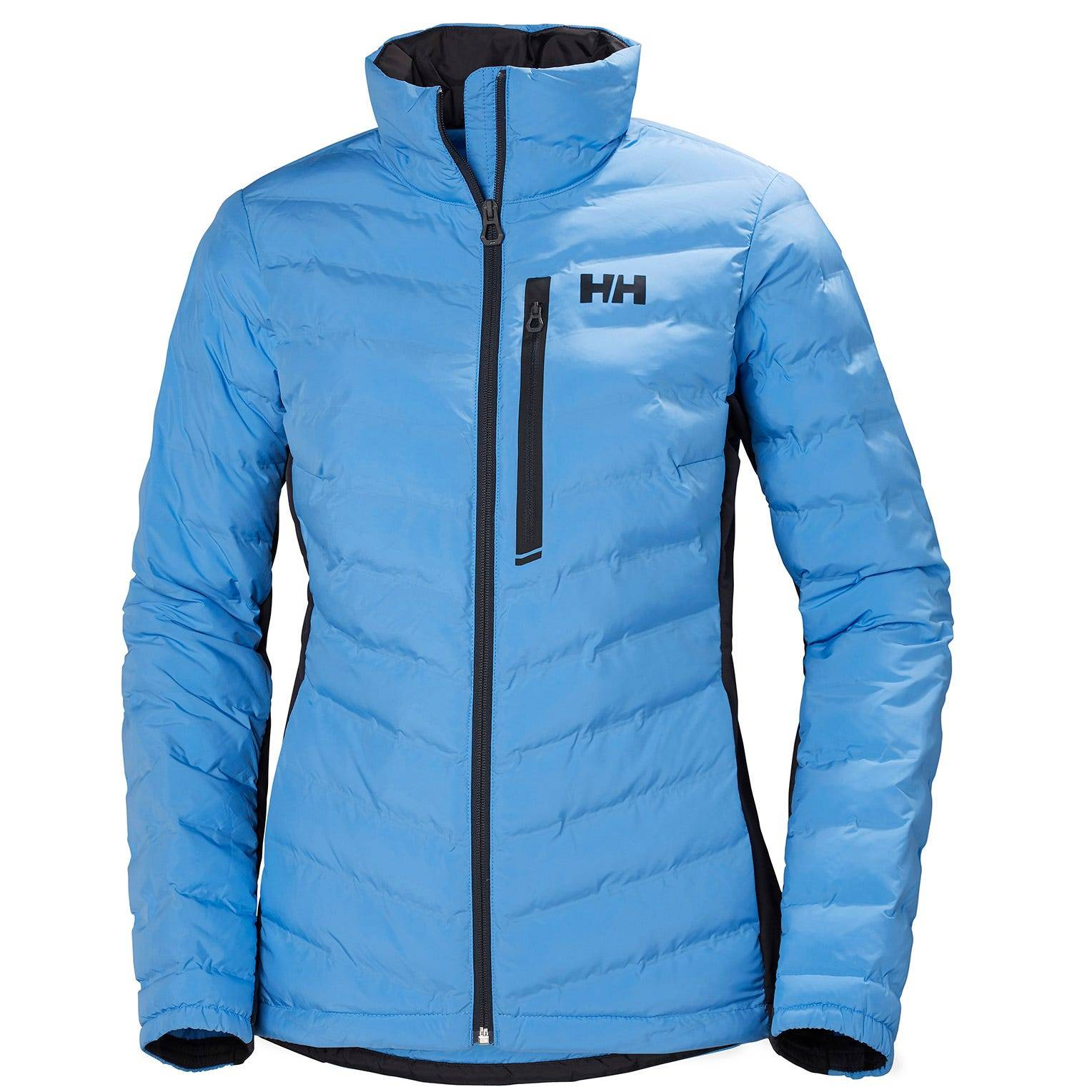 Helly Hansen W Hp Hybrid Insulator Womens Sailing Jacket Blue L