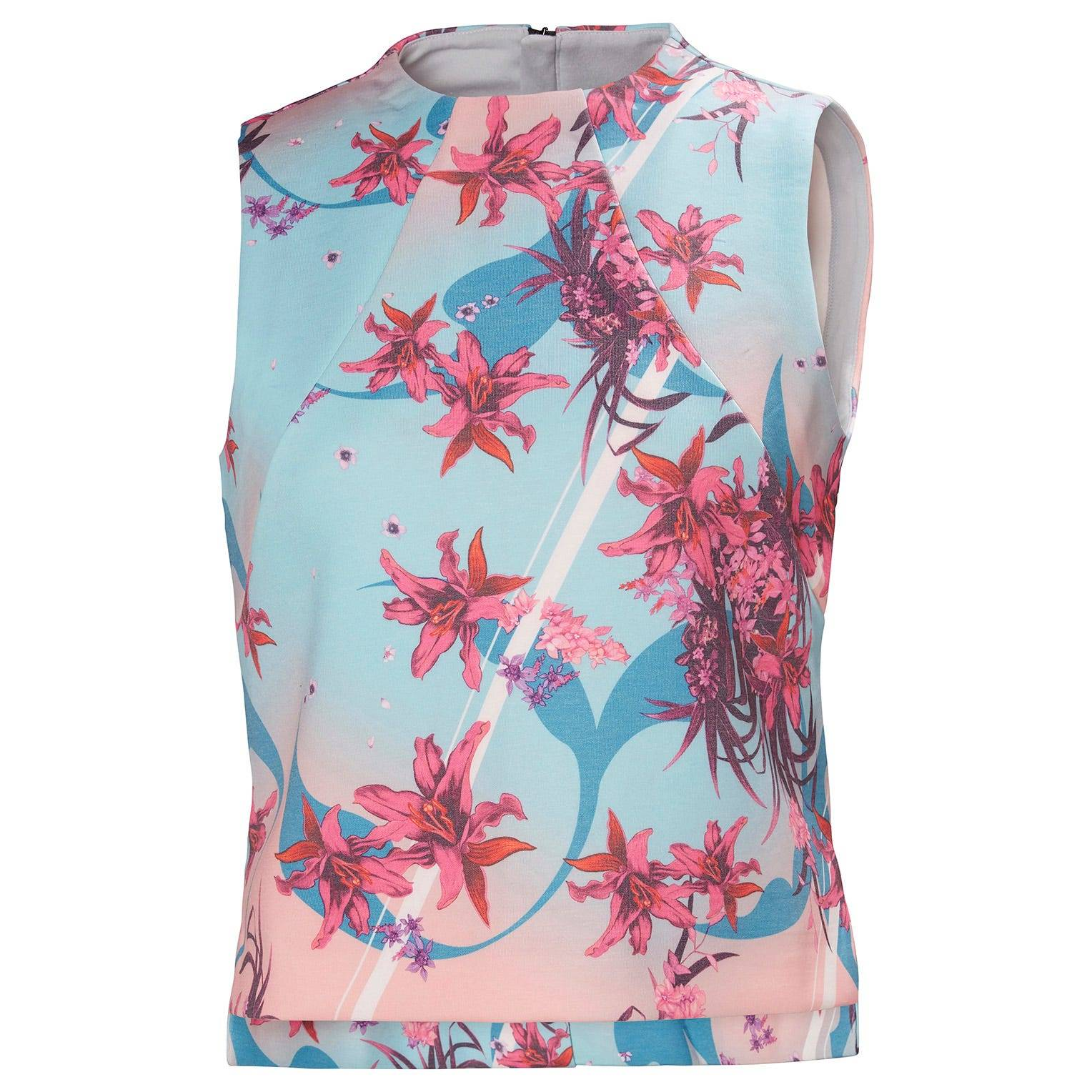 Helly Hansen W Hp Ocean Sleeveless Top Womens Pink L