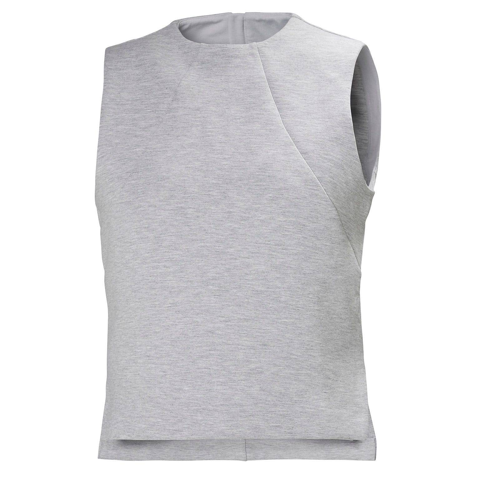 Helly Hansen W Hp Ocean Sleeveless Top Womens Grey XL