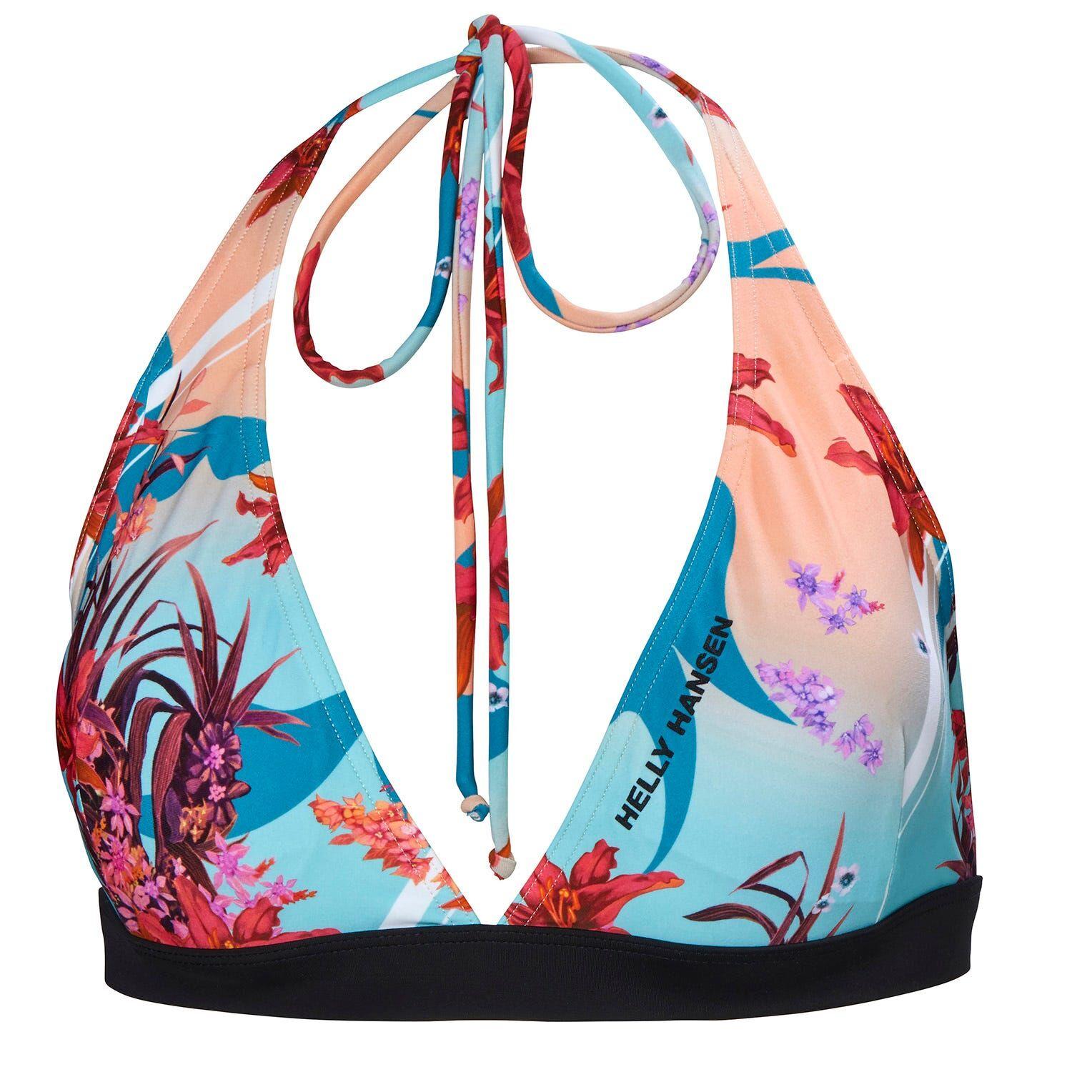 Helly Hansen W Waterwear Bikini Top Womens Pink L