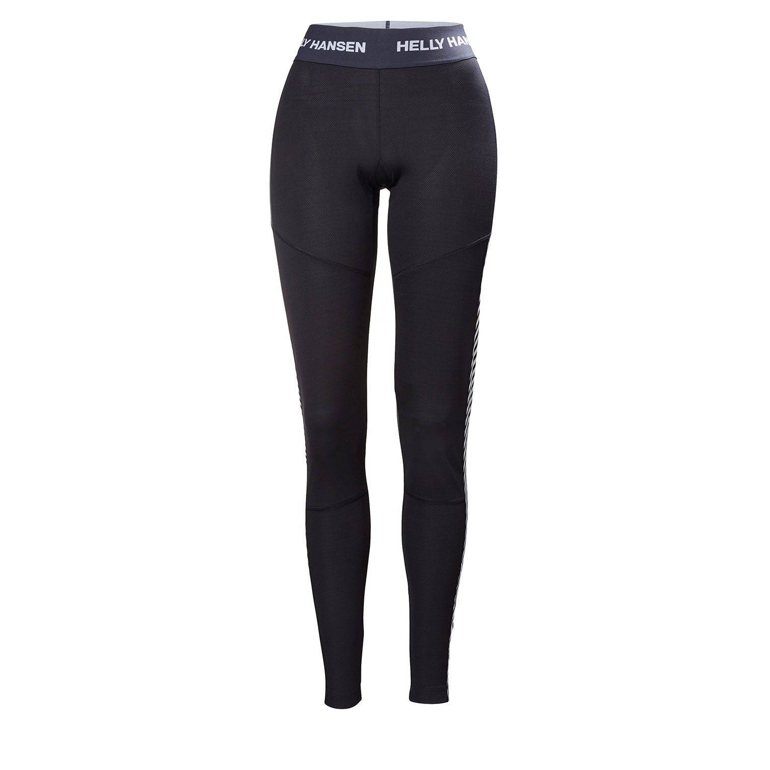 Helly Hansen W Lifa Pant Womens Baselayer Navy S