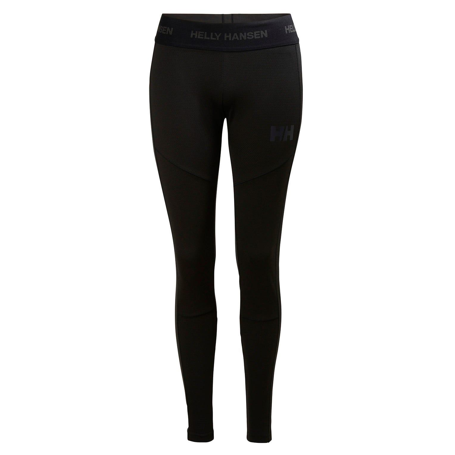 Helly Hansen W Lifa Active Pant Womens Midlayer Black XS
