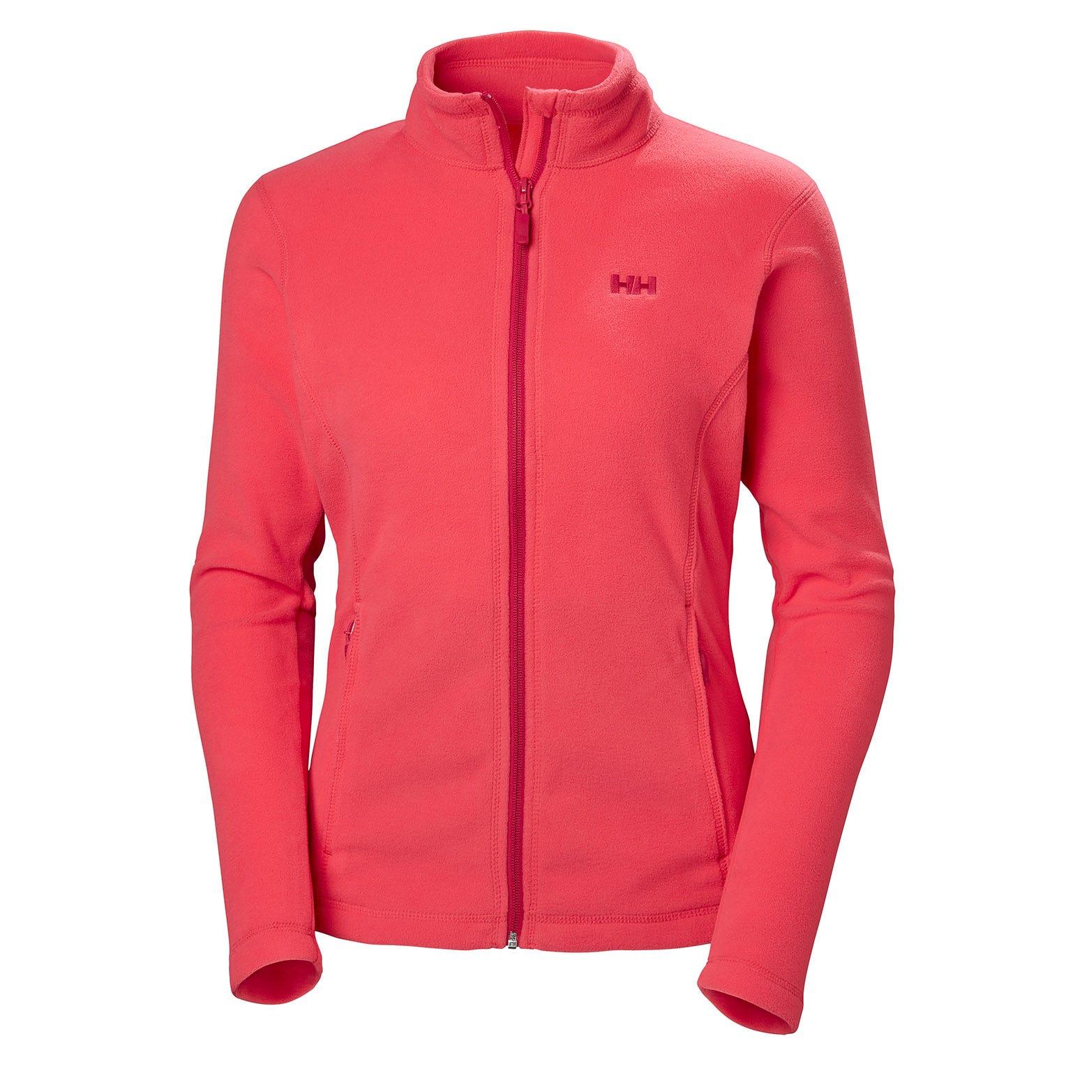 Helly Hansen W Daybreaker Fleece Jacket Womens Pink S