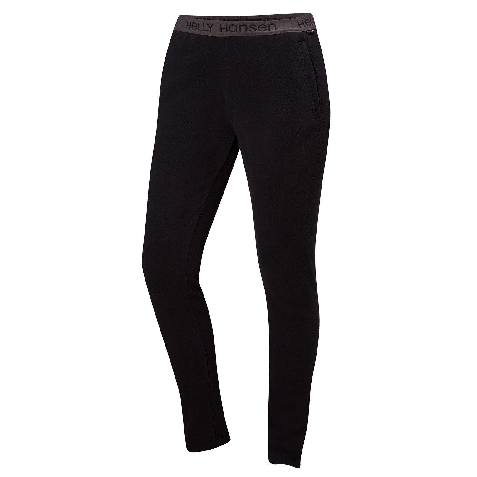 Helly Hansen W Daybreaker Fleece Pant Womens Black L