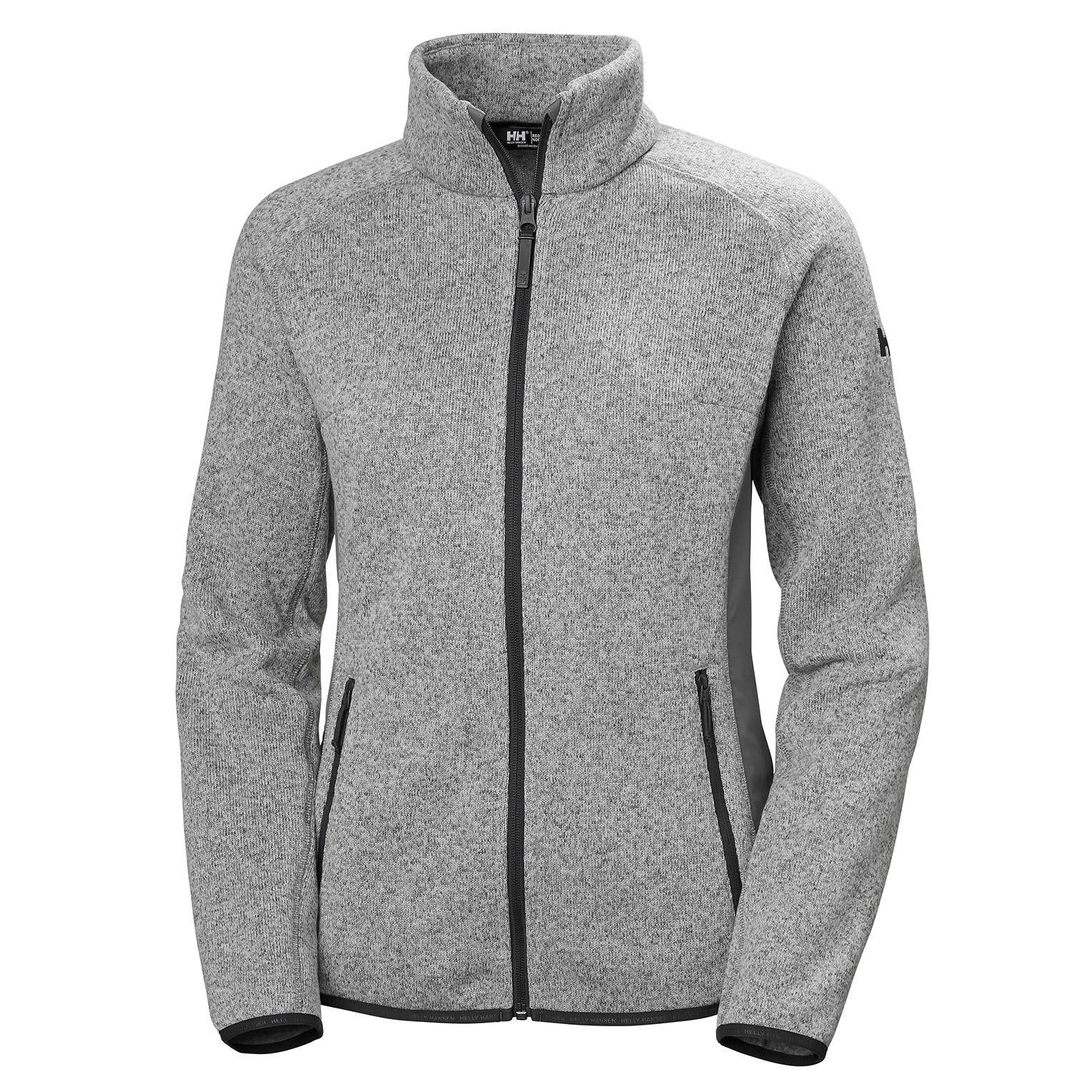 Helly Hansen W Varde Fleece Jacket Womens Grey XL