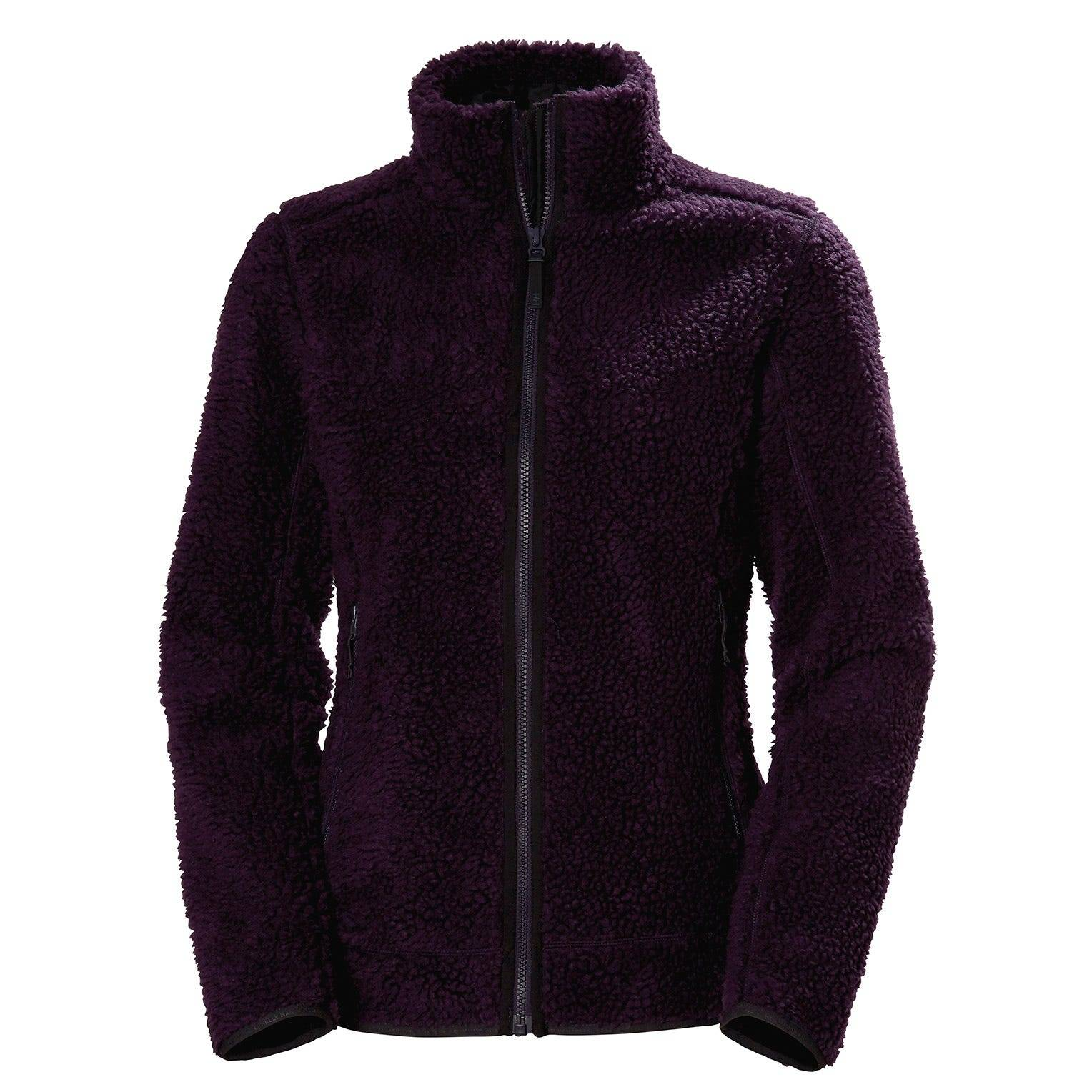 Helly Hansen W Sundown Pile Jacket Womens Fleece Purple XL