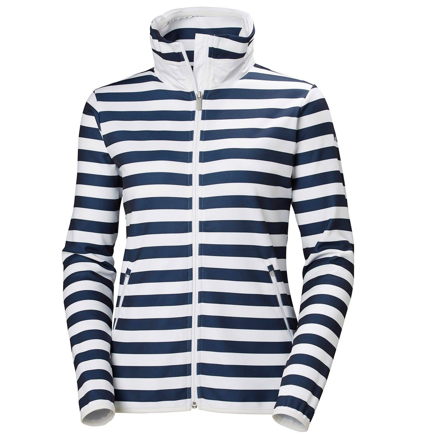 Helly Hansen W Naiad Fleece Jacket Womens Sailing Navy L