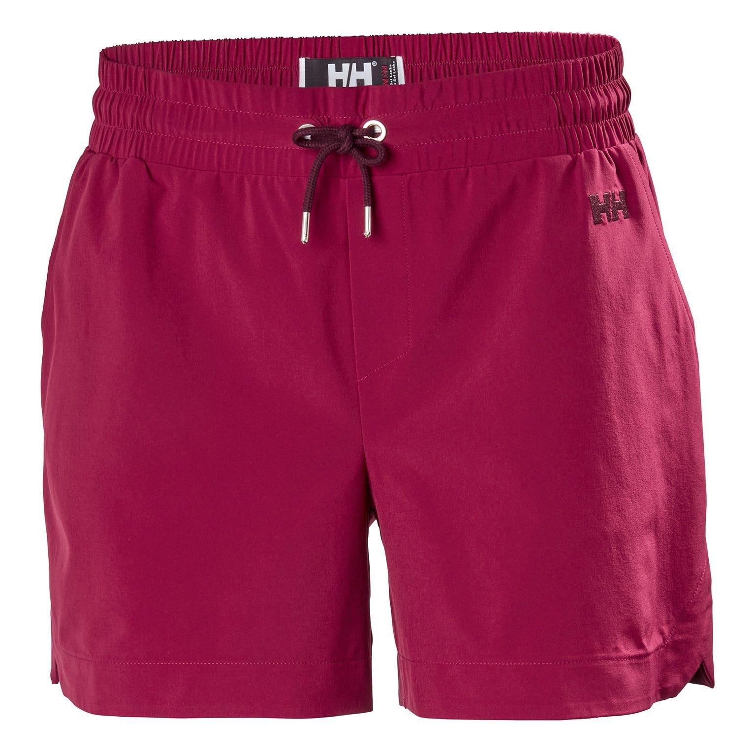 Helly Hansen W Thalia 2 Shorts Womens Sailing Pant Purple S