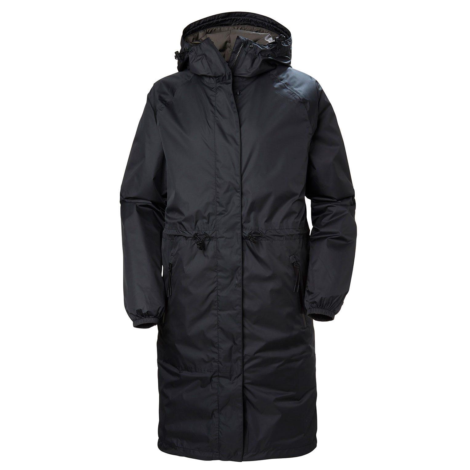 Helly Hansen W Beloved 3in1 Rain Coat Womens Black XS