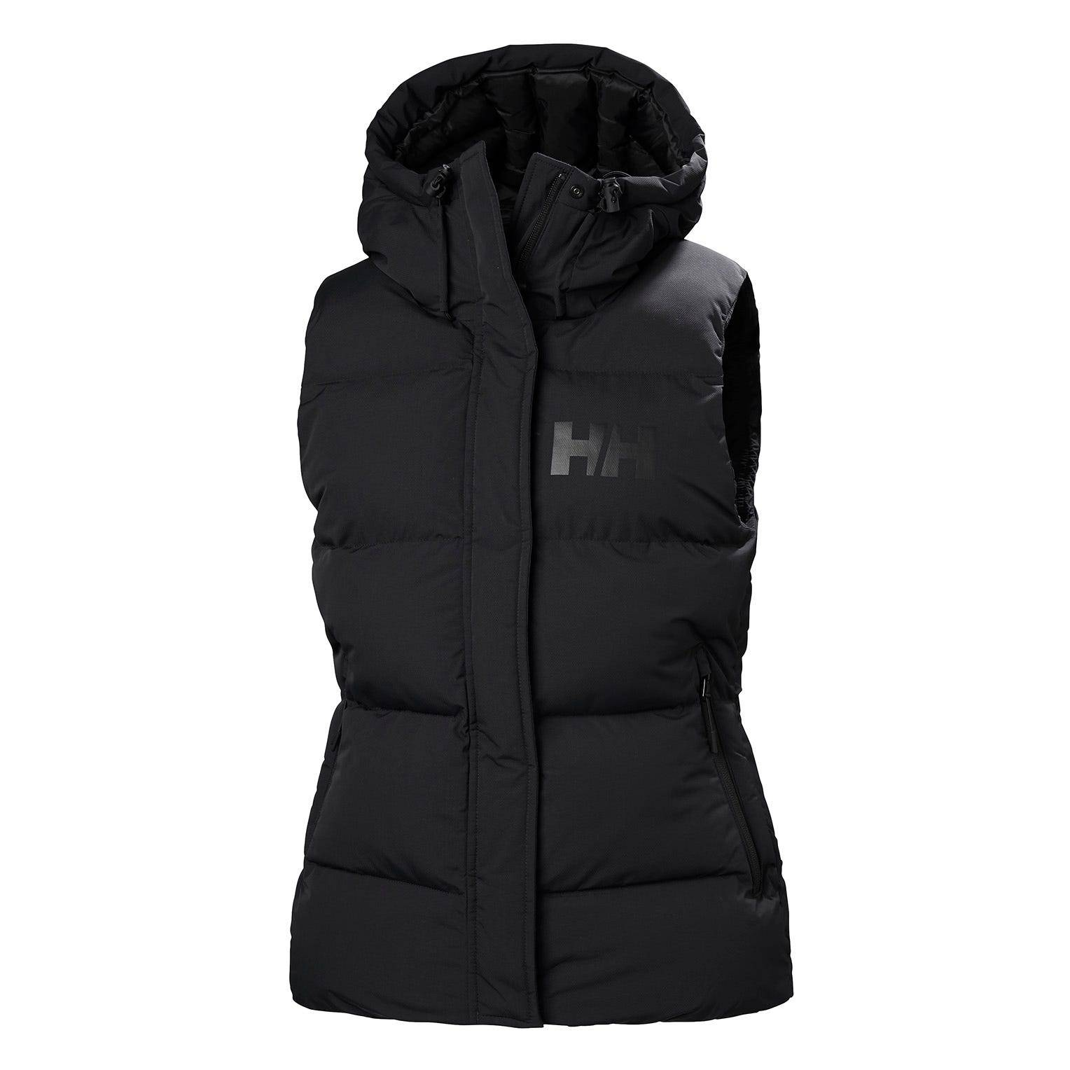 Helly Hansen W Nova Puffy Vest Womens Midlayer Black XL