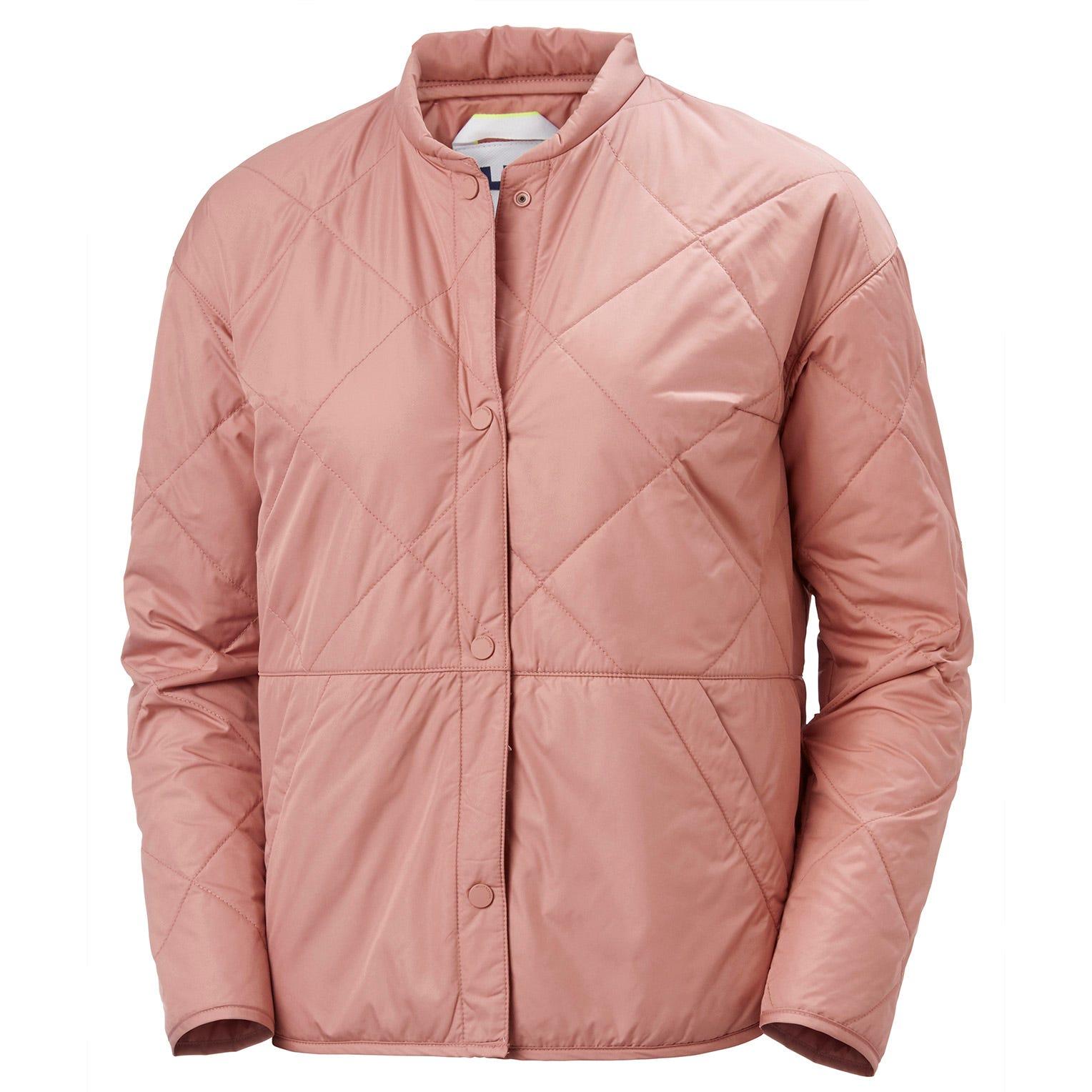 Helly Hansen W Jpn Spring Jacket Womens Pink M