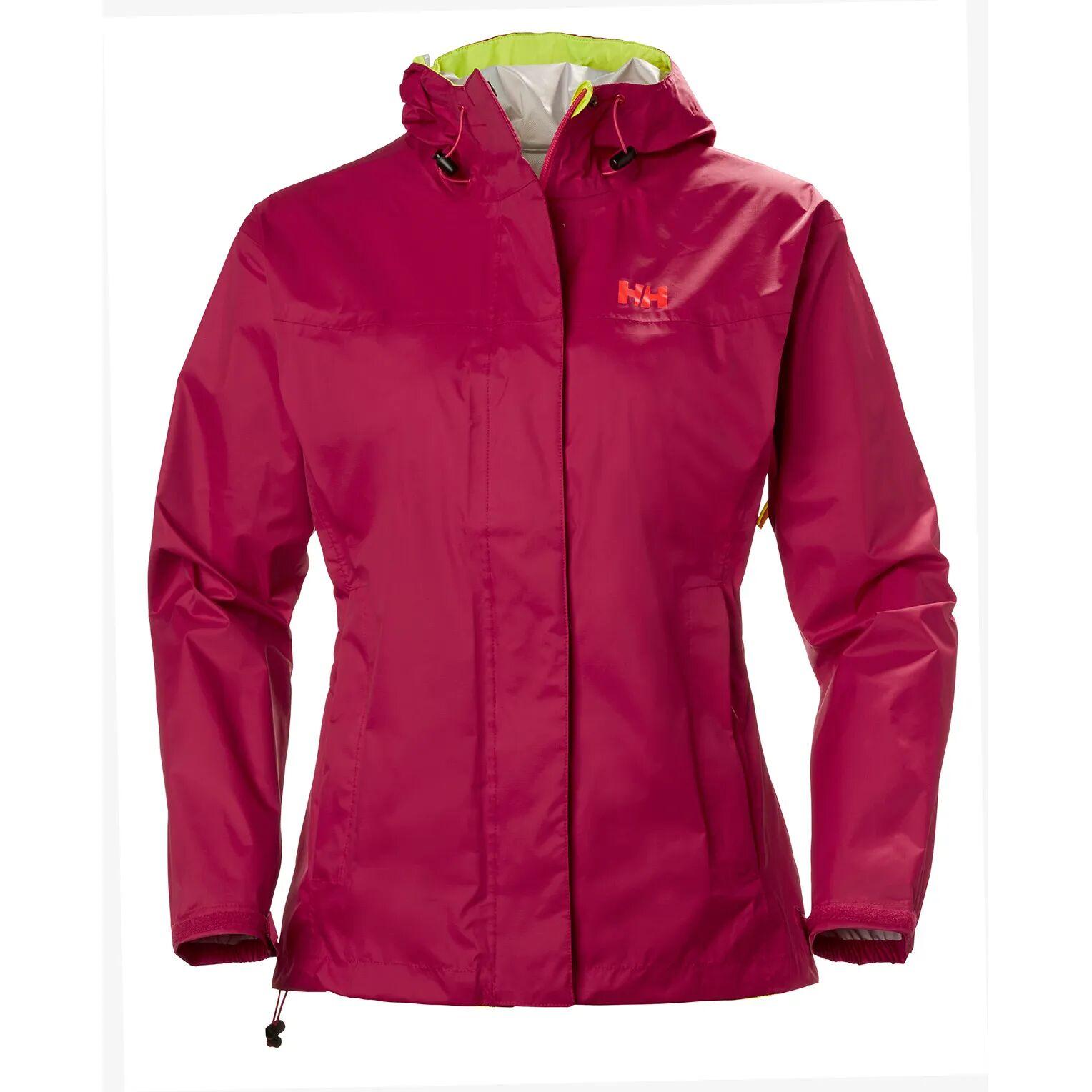 Helly Hansen W Loke Jacket Womens Hiking Pink XXXXL